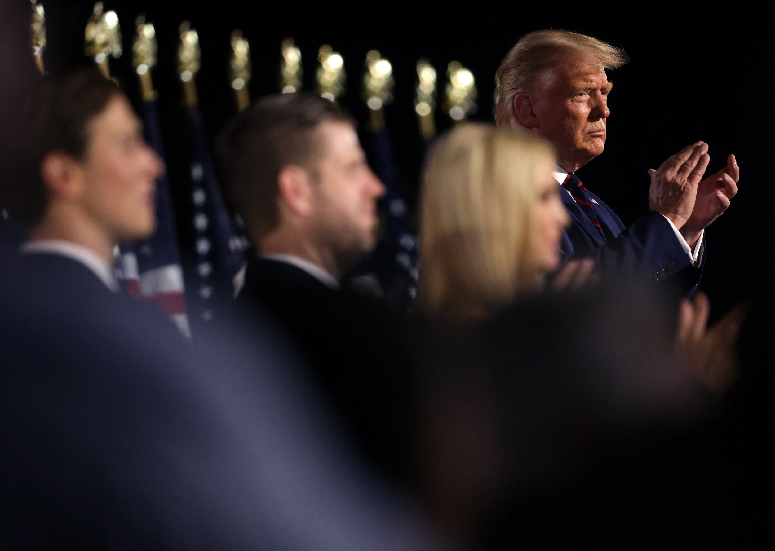 Trump family, senior aides target of demands by Jan 6. committee