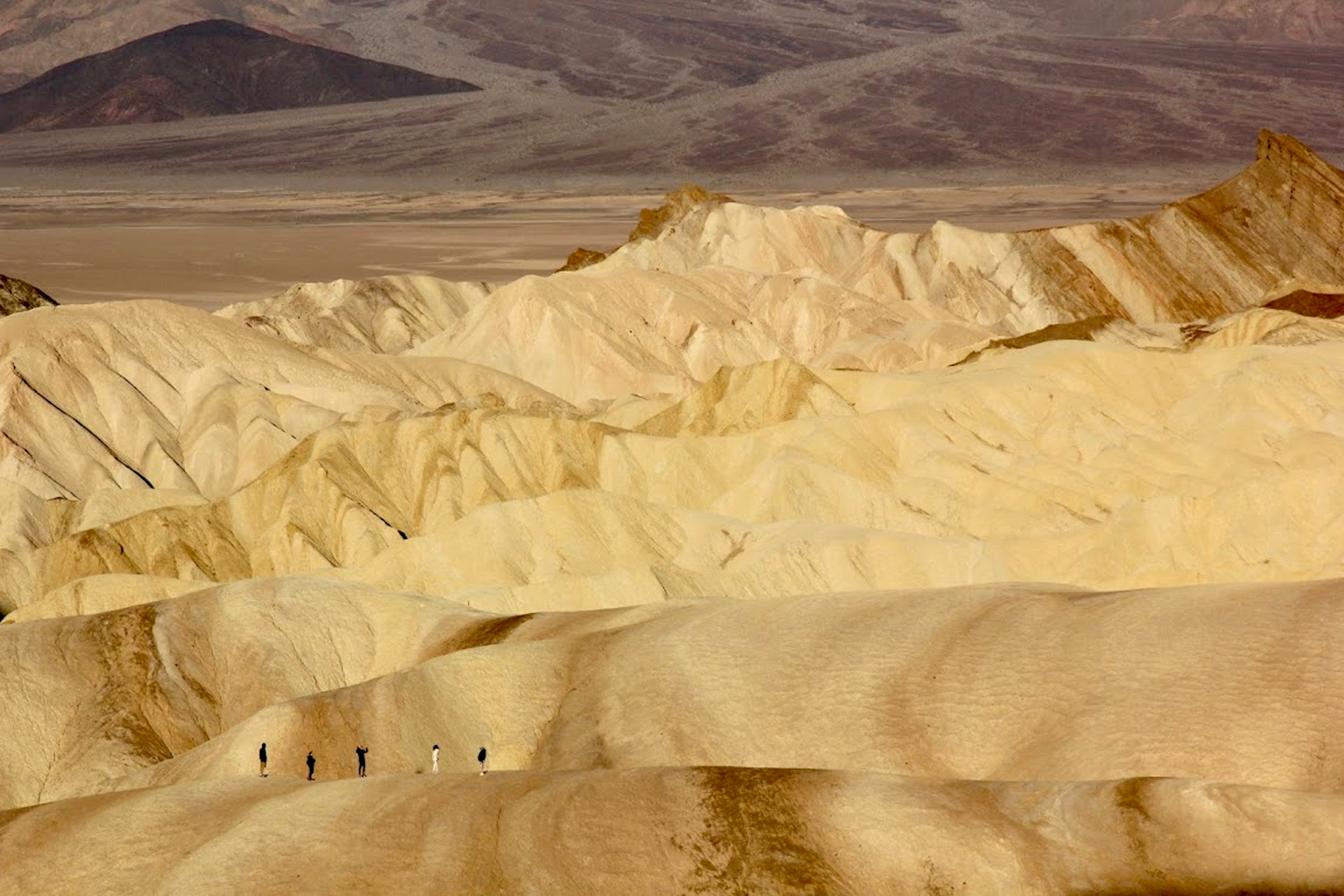 Two hikers die within days of each other in Death Valley National Park