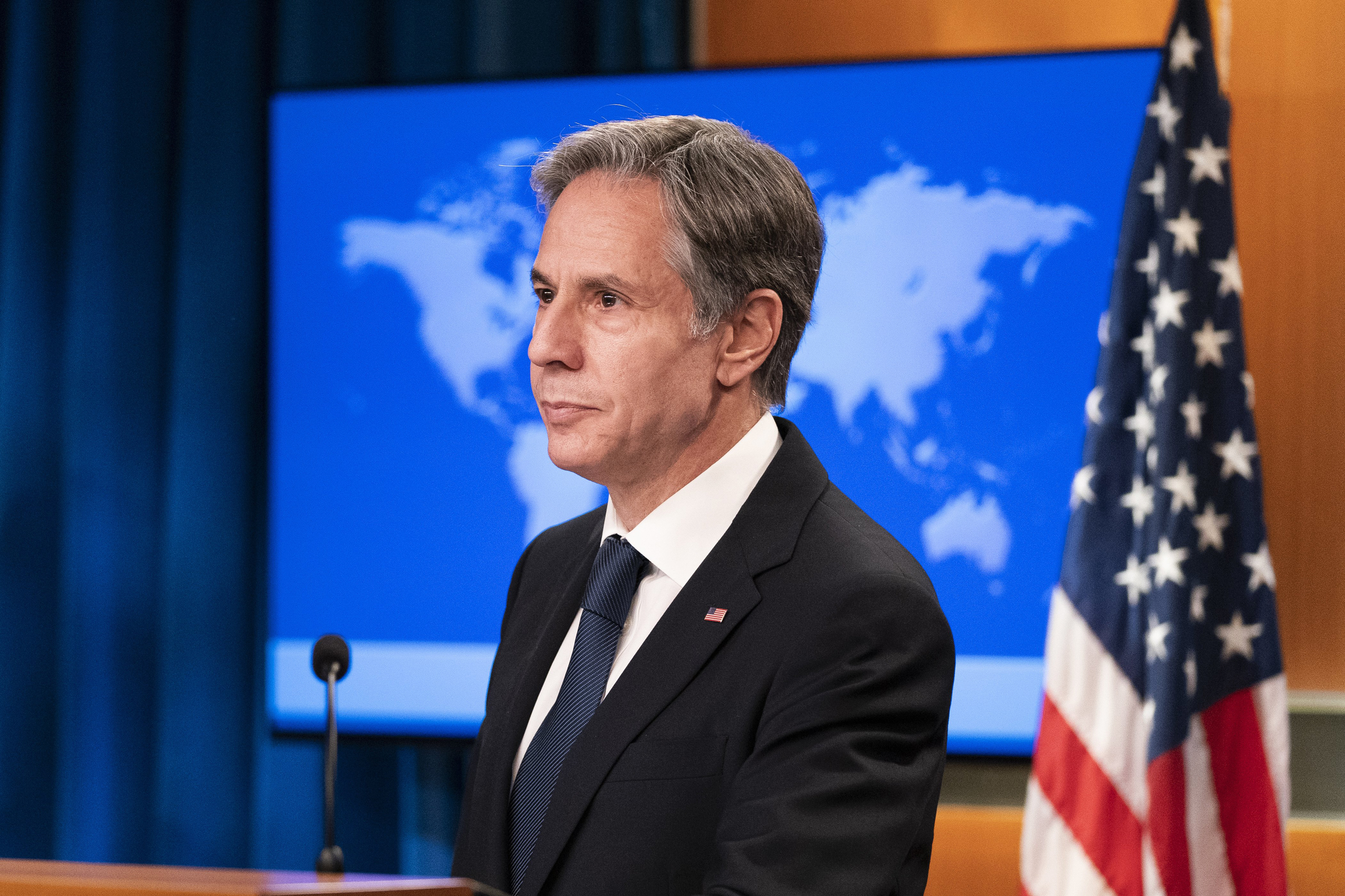 About 1,500 American citizens still in Afghanistan, secretary of state says