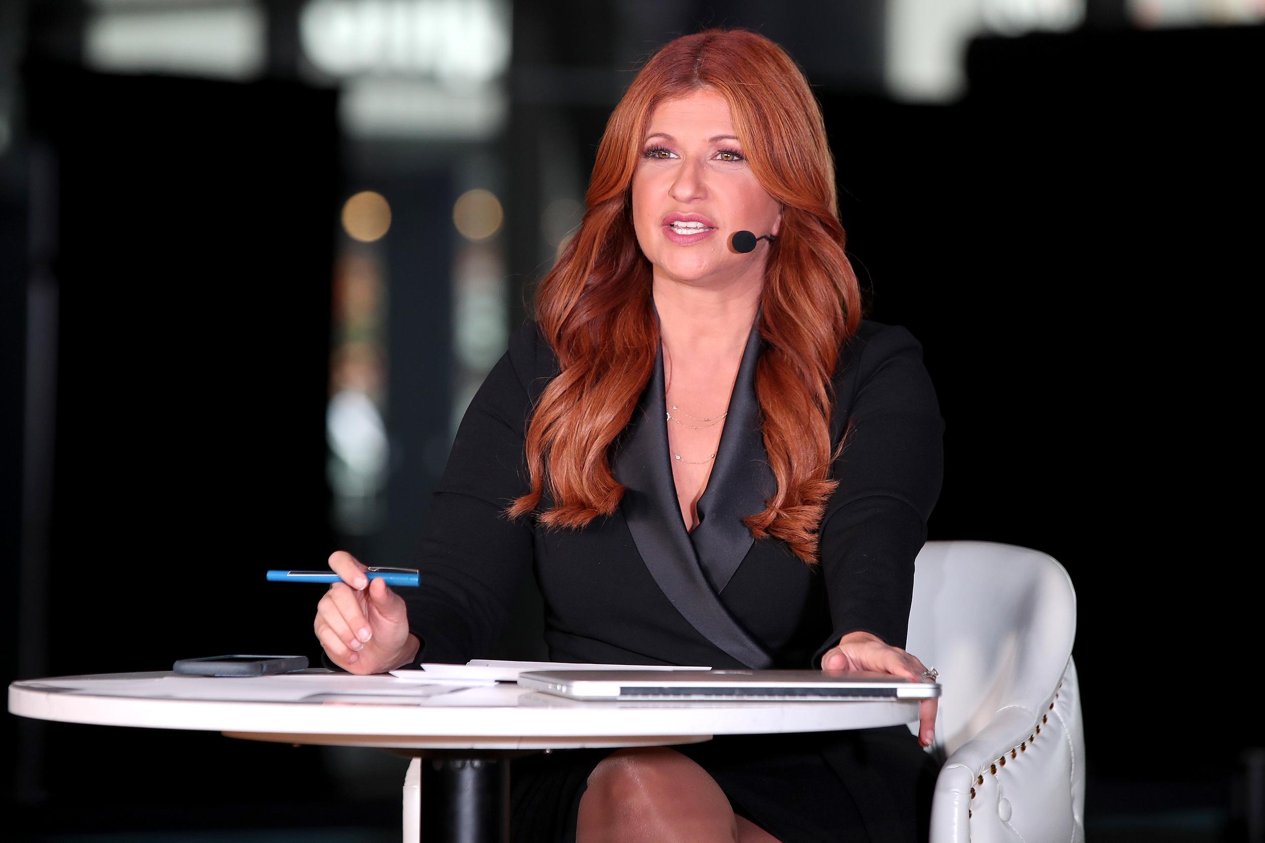 ESPN pulls Rachel Nichols from NBA programming