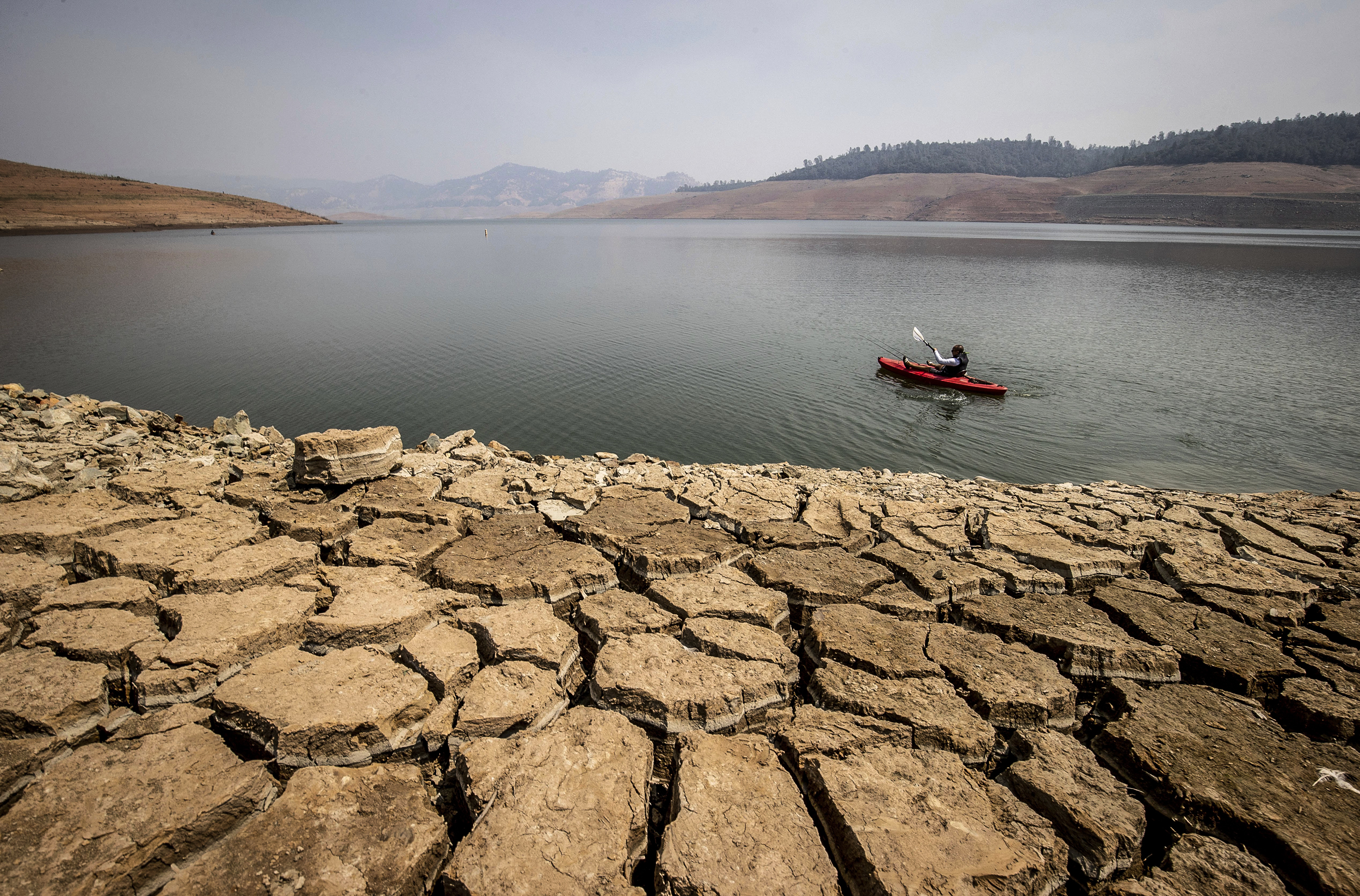 Western lawmakers call on Biden, FEMA to declare drought disaster