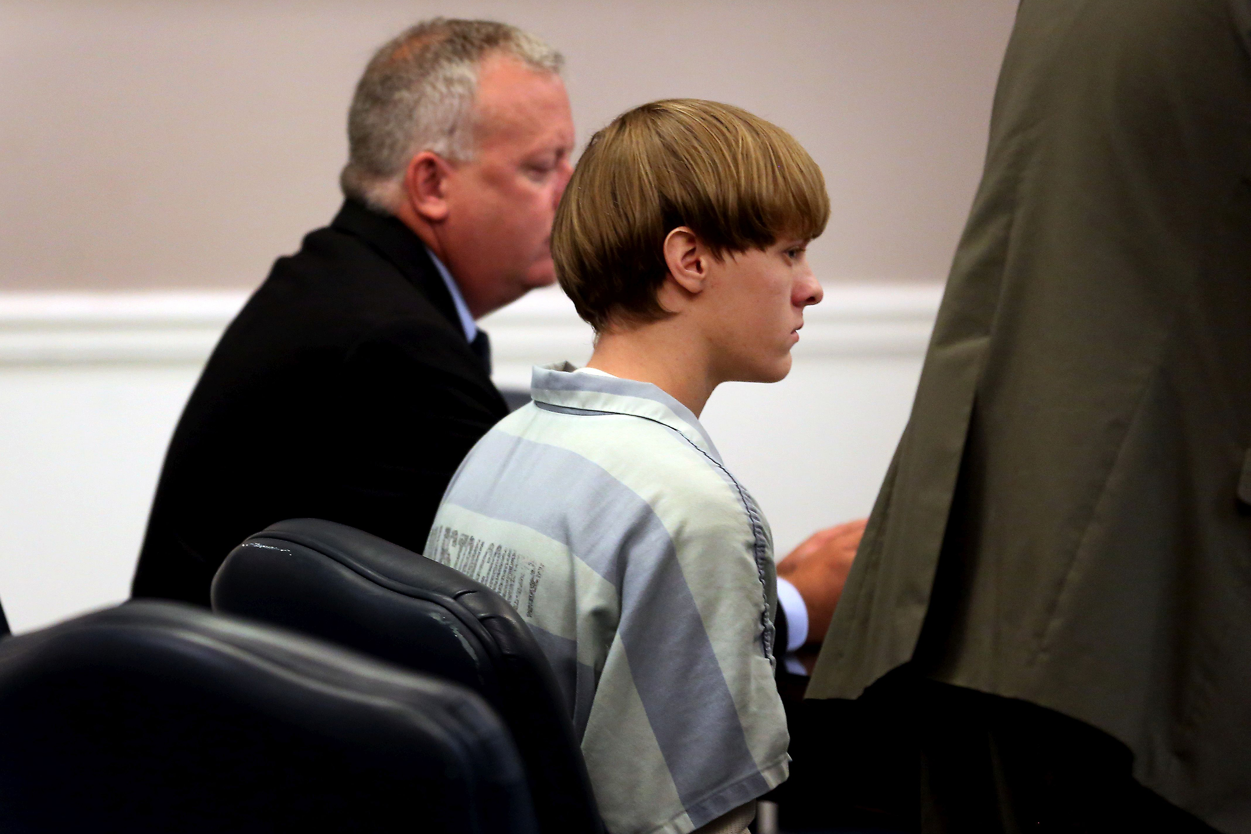 Death sentence upheld for man who killed 9 in South Carolina church shooting