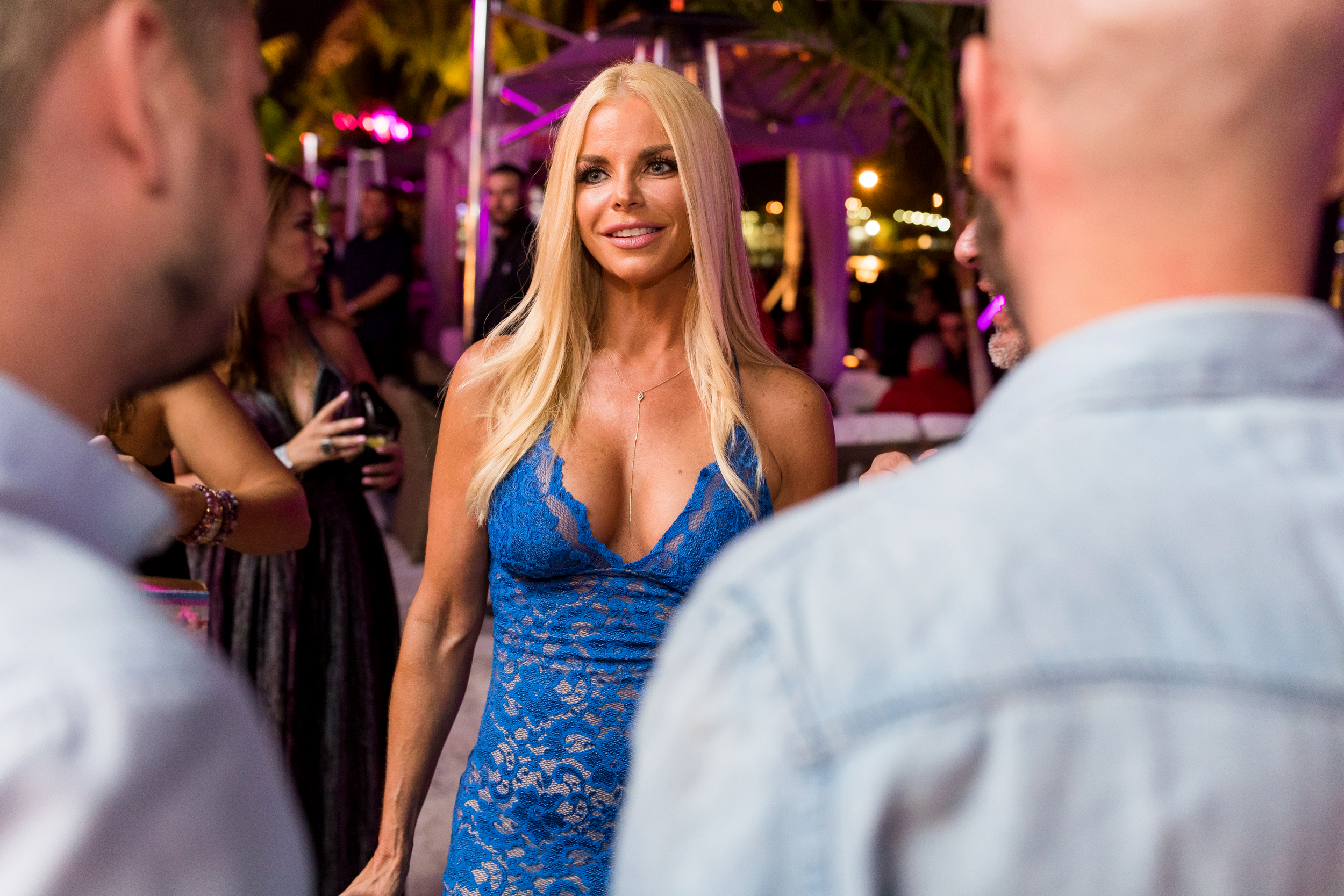 'Real Housewives of Miami' star's mother dies of Covid on planned wedding date