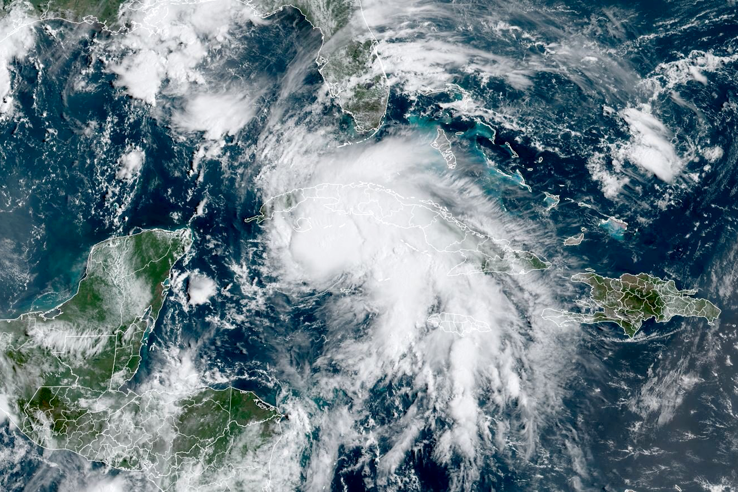 Ida expected to hit Gulf Coast as a Category 3 hurricane