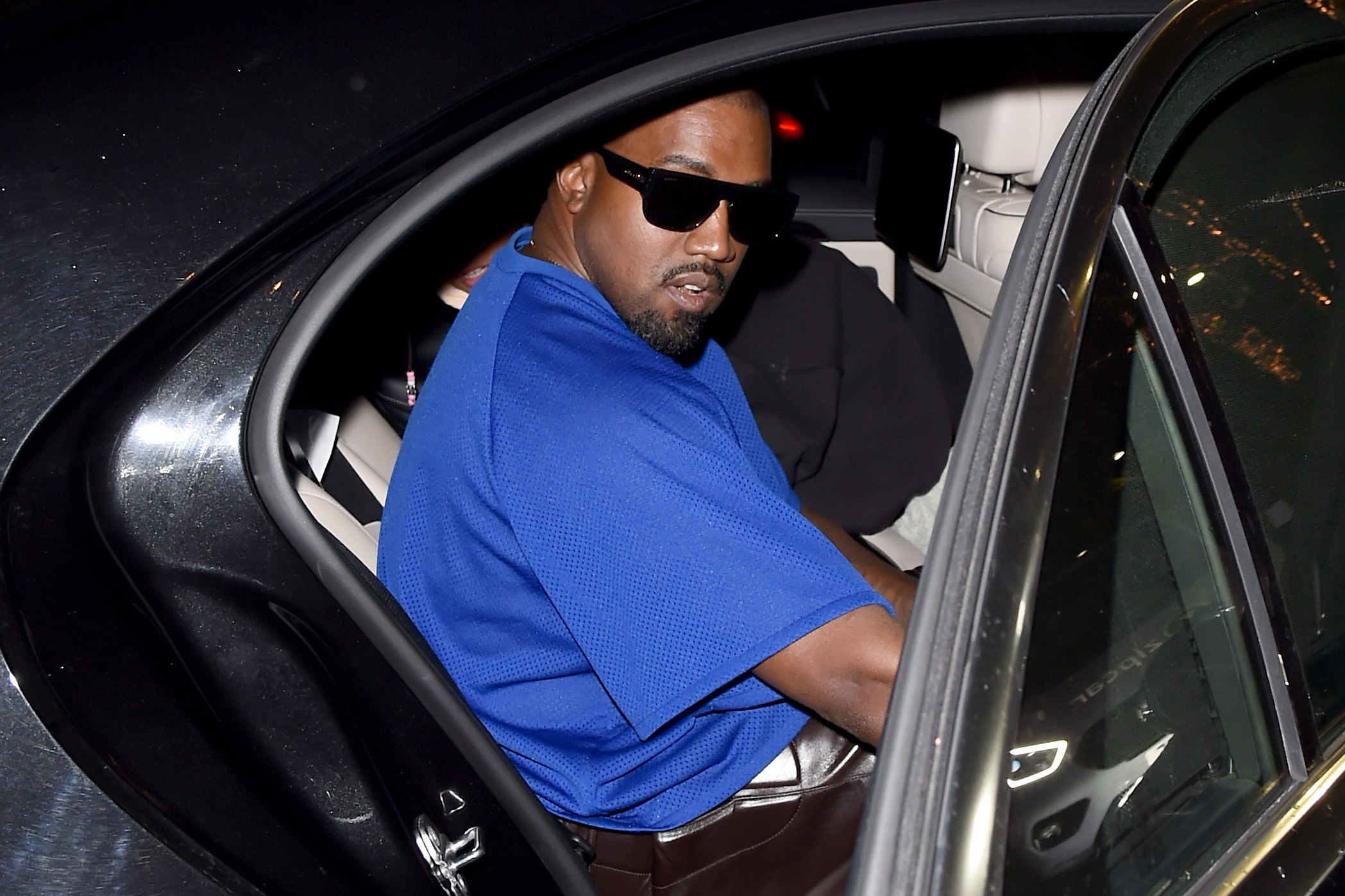 Kanye West's 'Donda' listening party features DaBaby, Marilyn Manson, Kim K