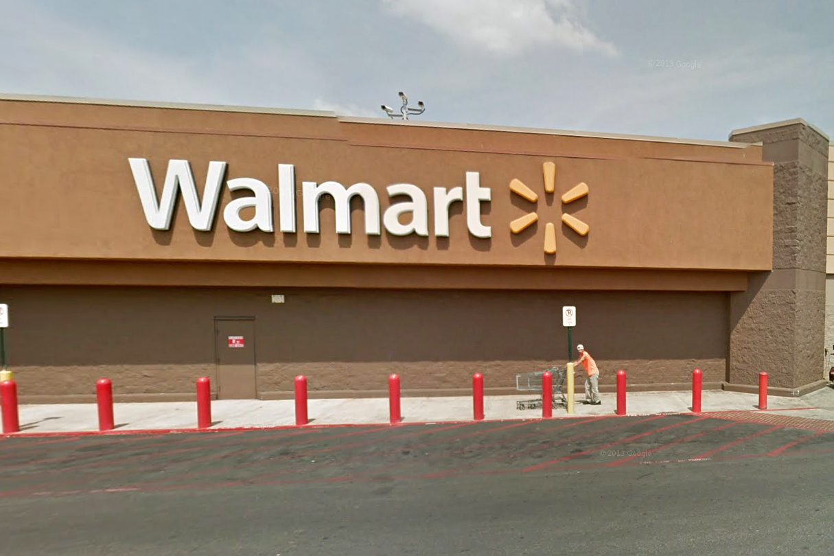 2 Black men say they were handcuffed while trying to return a TV. Now they're suing Walmart.