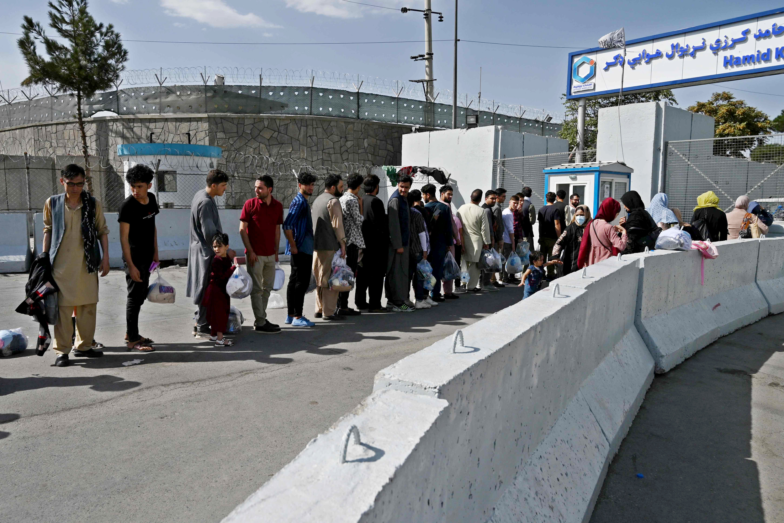 Roughly 350 Americans who want to leave are still in Afghanistan, State Department says