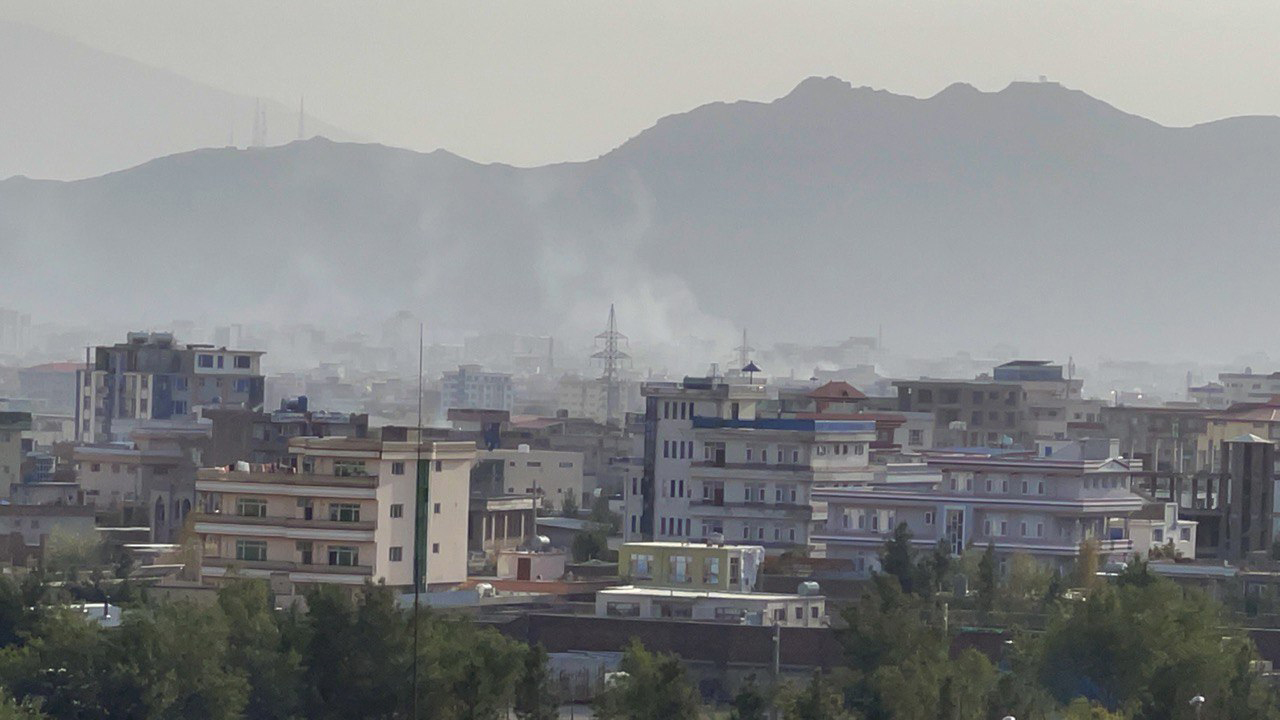 U.S. forces strike ISIS-K target that posed 'imminent threat' to Kabul's airport