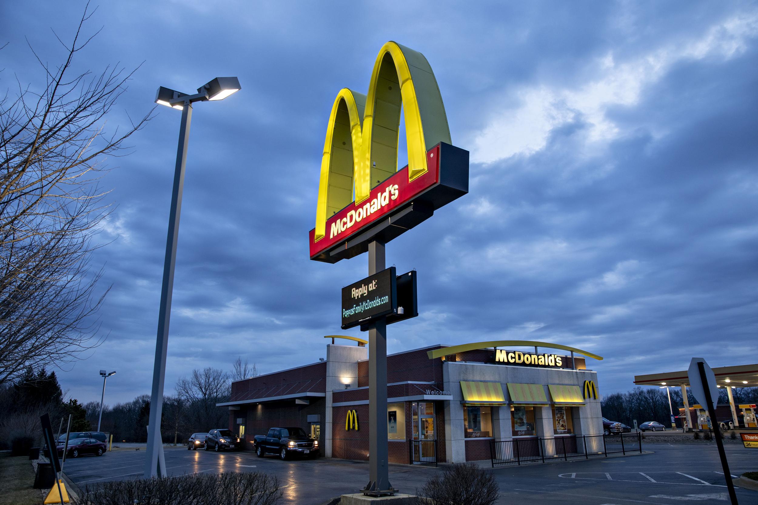 McDonald's considers closing indoor seating amid surge of delta variant