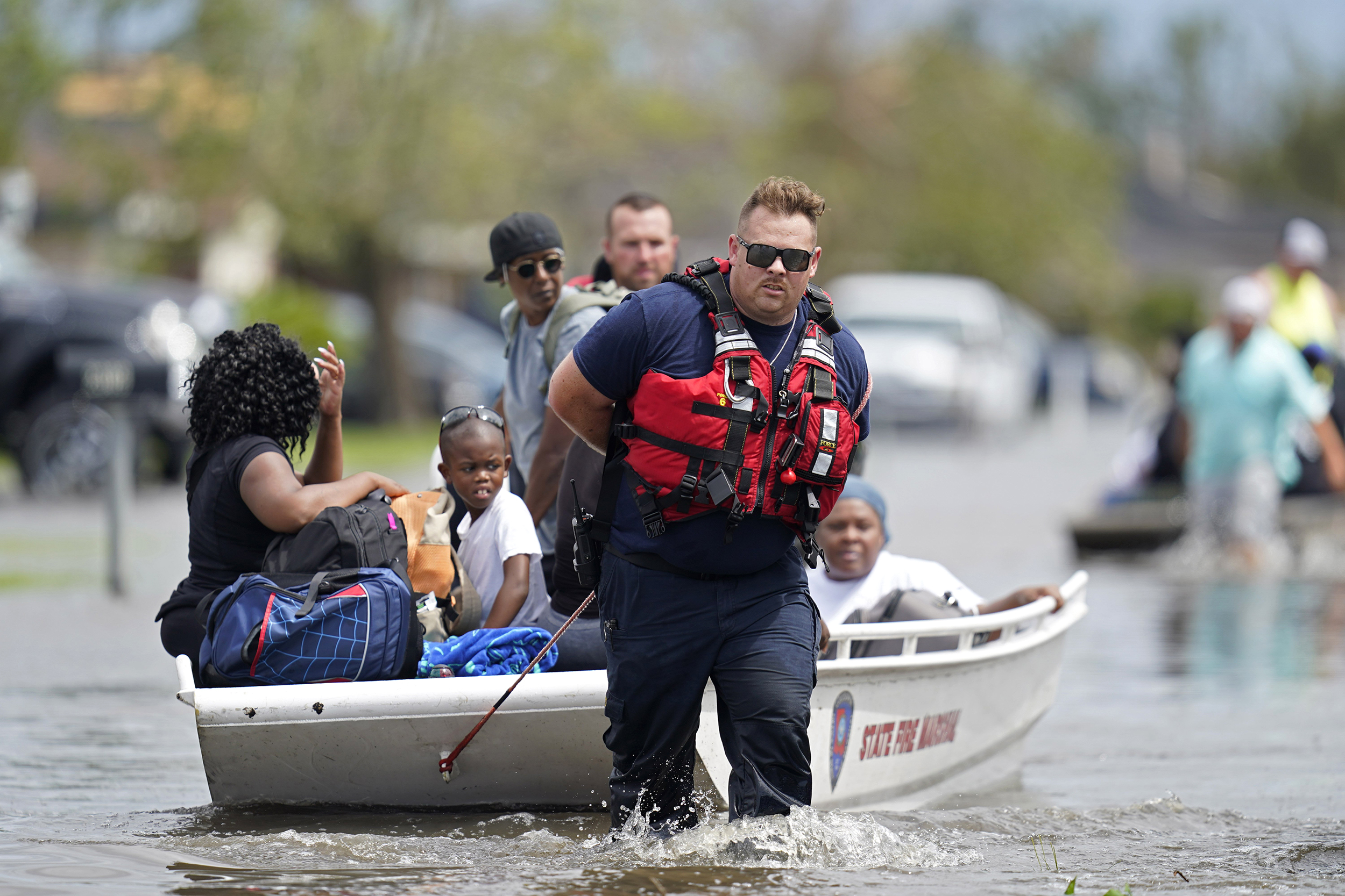 Ida tested Katrina's rebuild. New Orleanians say 'you can see the benefits.'