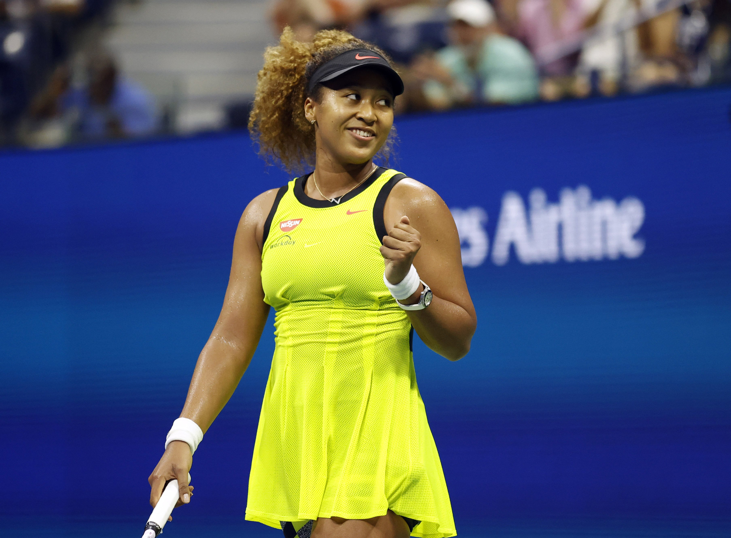 'I should believe more in myself': Naomi Osaka returns with first round win at U.S. Open