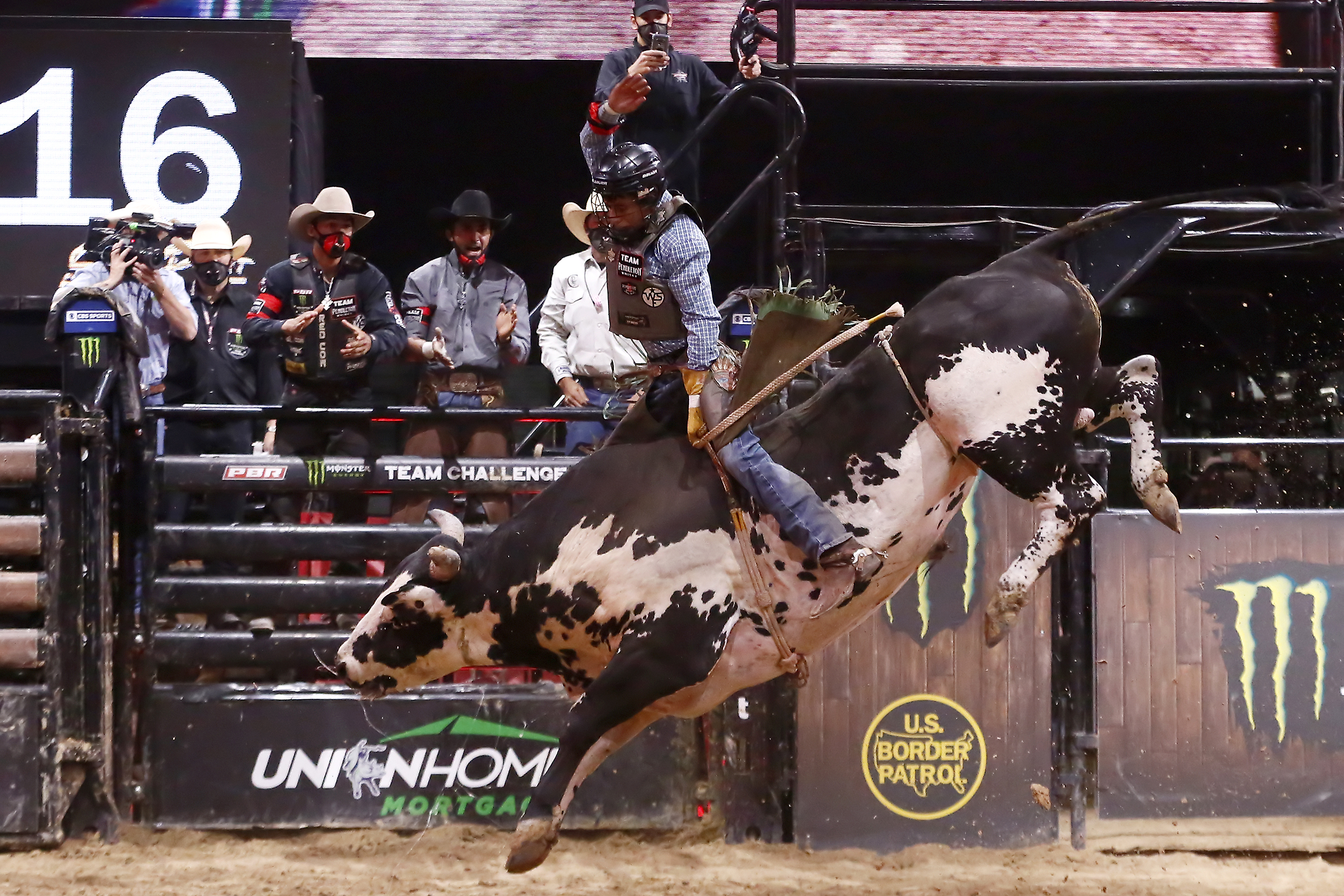 'Rising star' bull rider killed by animal at California competition