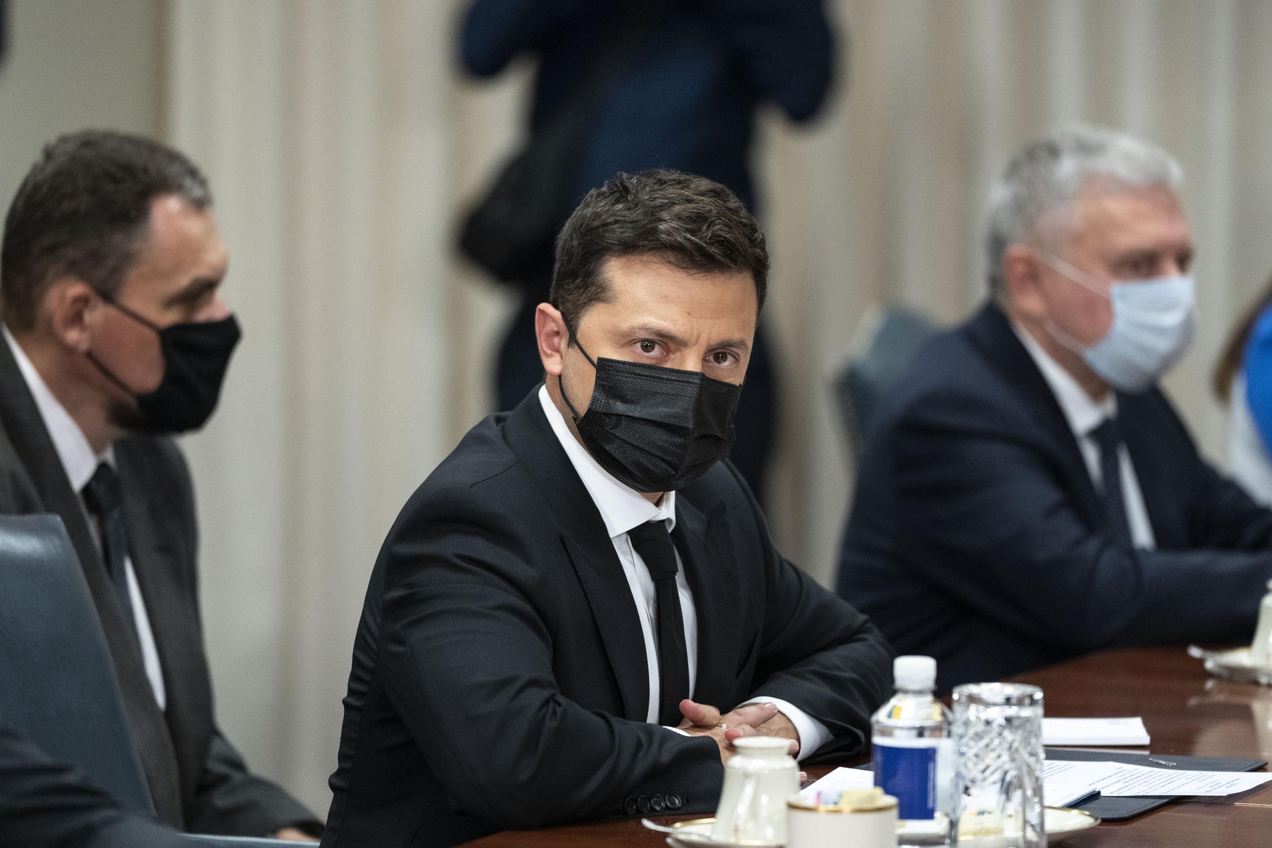 Biden, Zelensky to meet at White House amid Ukraine-Russia conflict