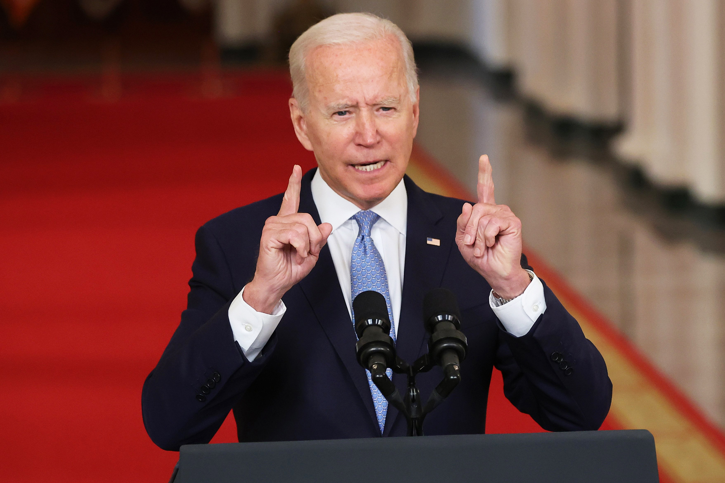 Biden criticizes Texas' draconian new abortion law, vows to defend abortion rights