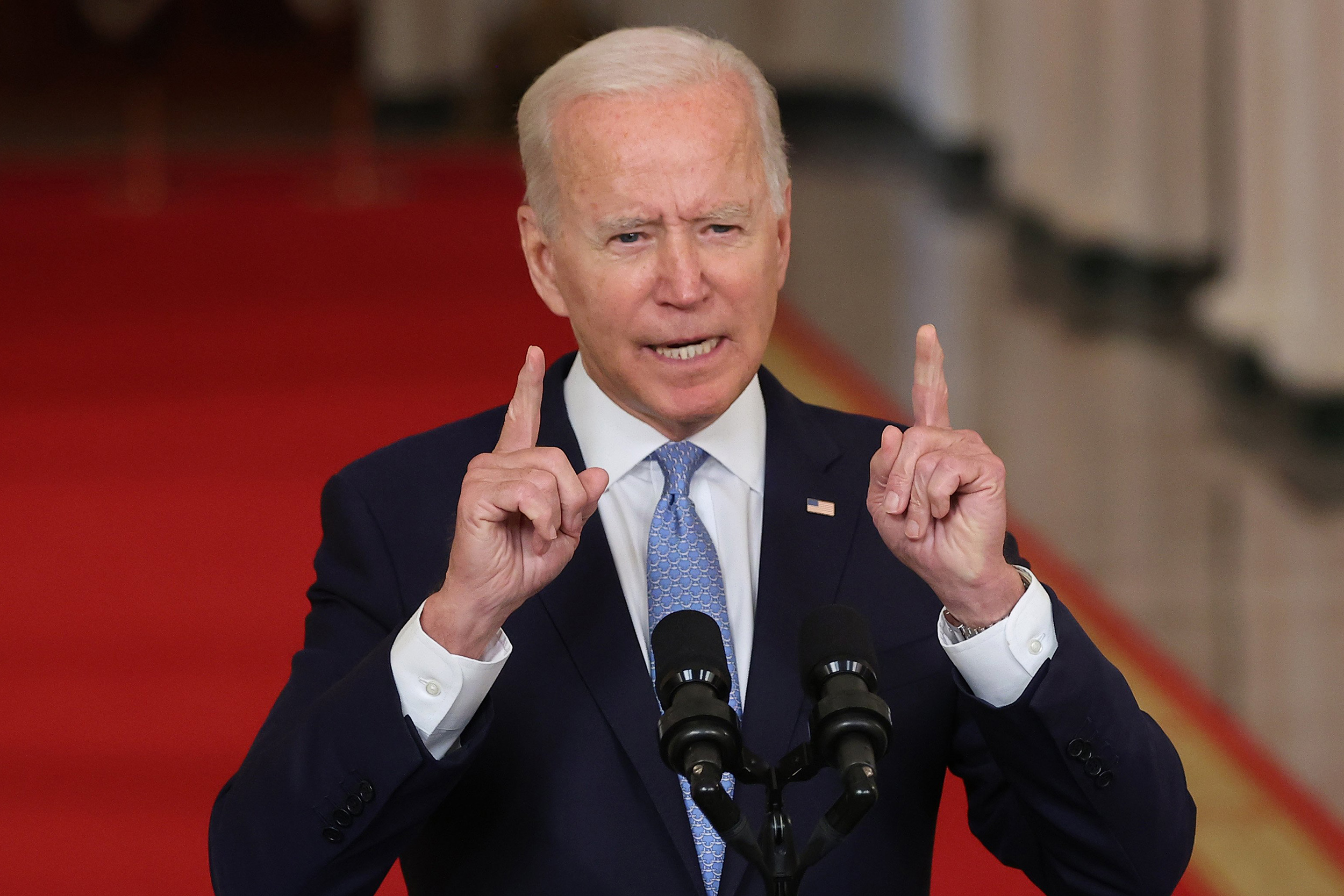 Biden criticizes Texas' severe new abortion law, vows to defend abortion rights