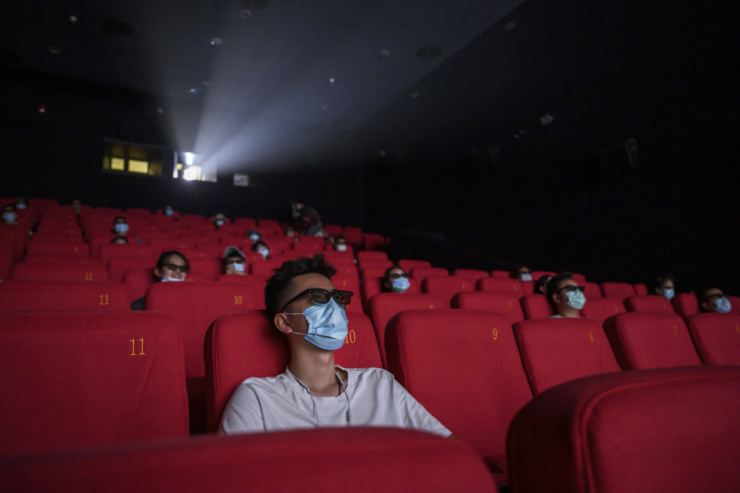 China slams high actor pay, bars 'effeminate' behavior from screens