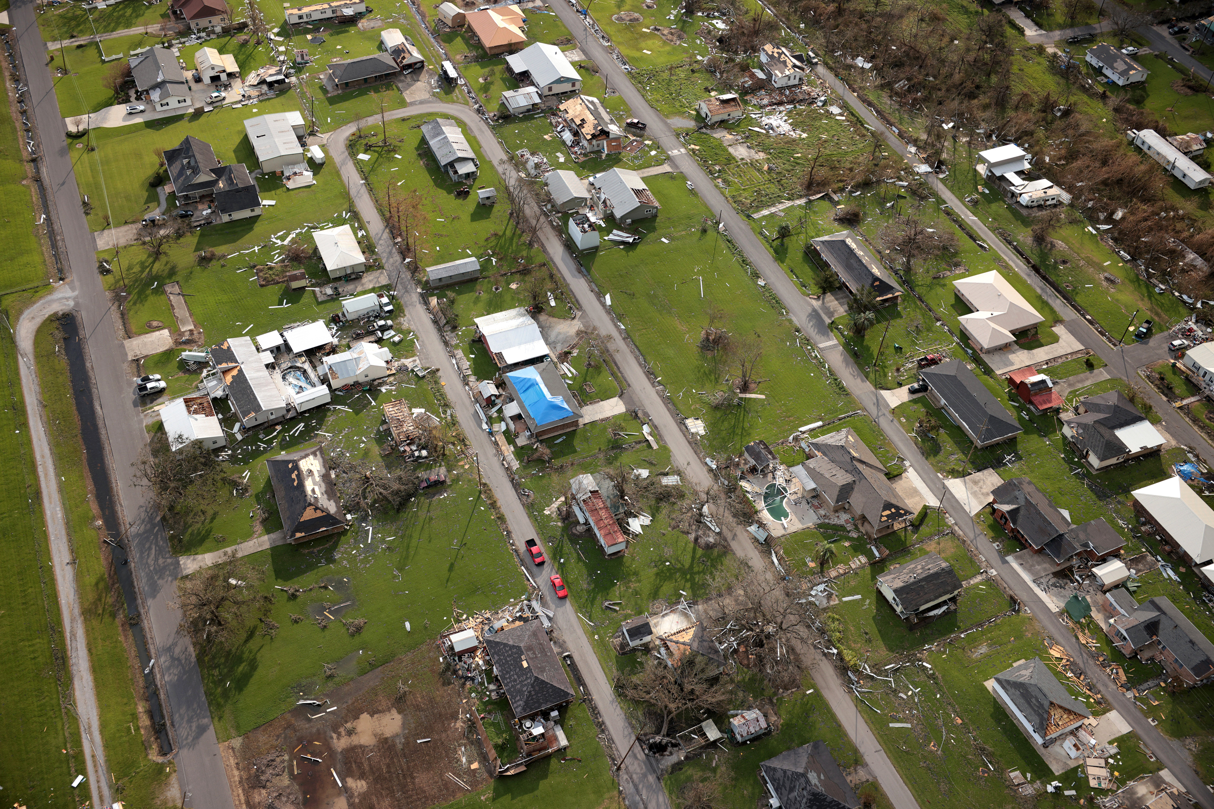 FEMA updates policy that prevented many Black families from receiving disaster aid