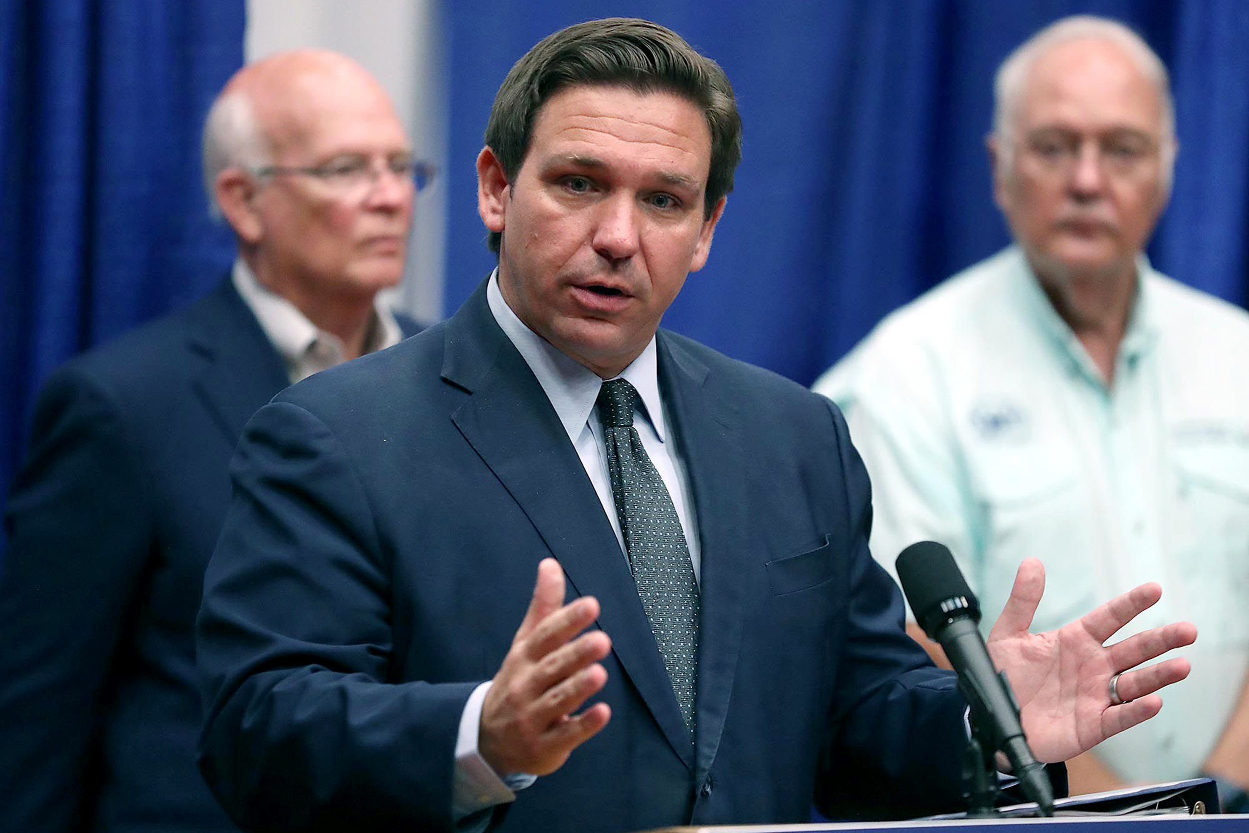 DeSantis Warns Localities They Face $5,000 Fines Per Occurrence for COVID Vaccine Mandates