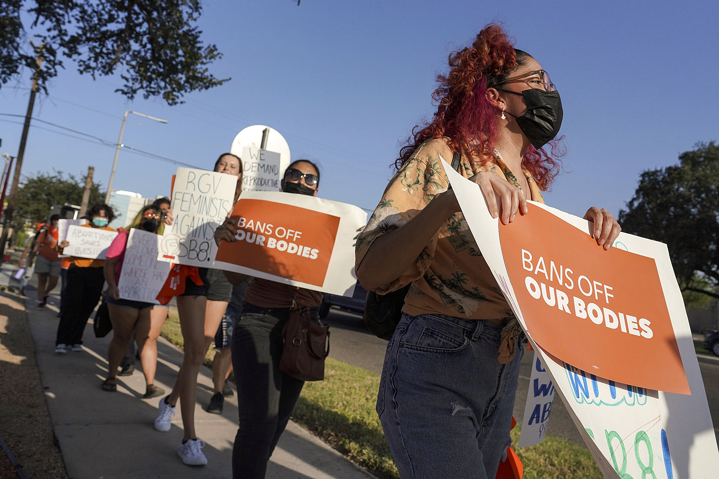 Amid Texas abortion bill outrage, CEOs are mostly silent — for now