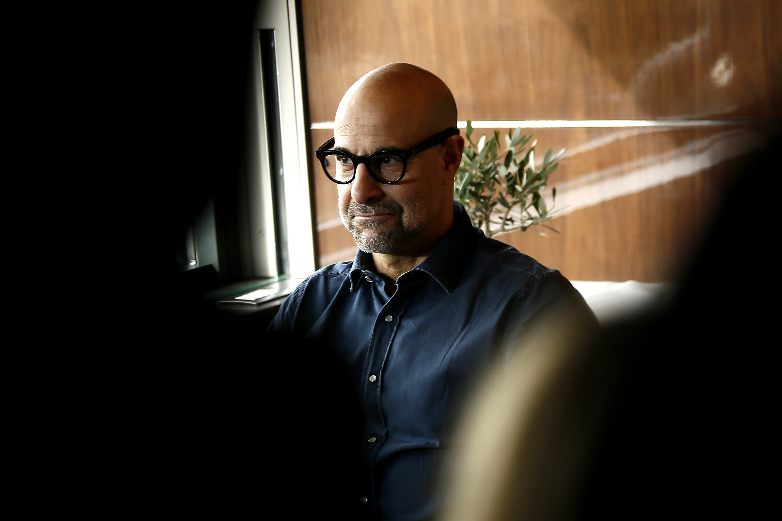 Stanley Tucci reveals he was treated for cancer
