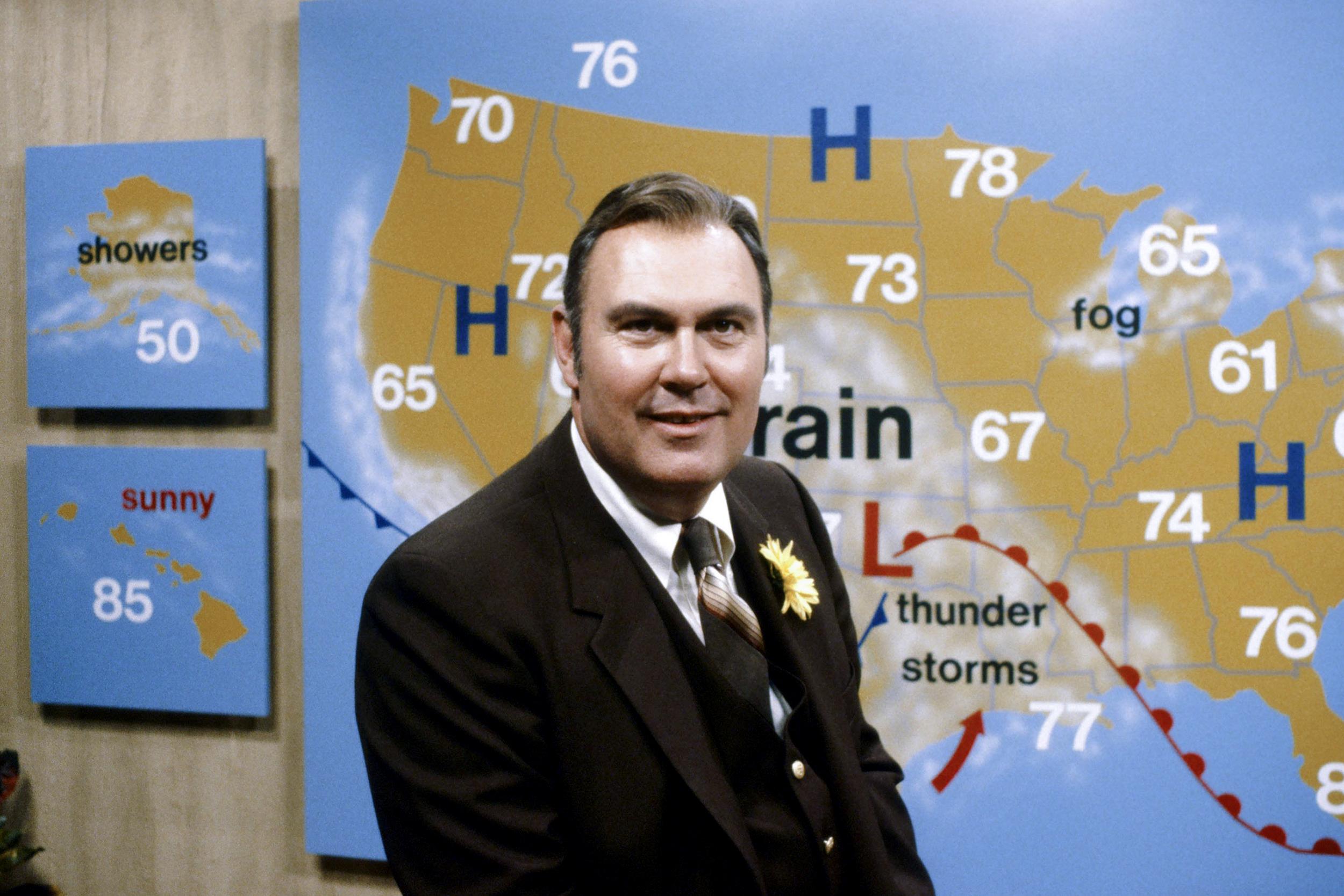 Legendary 'Today' show weatherman Willard Scott dies at 87