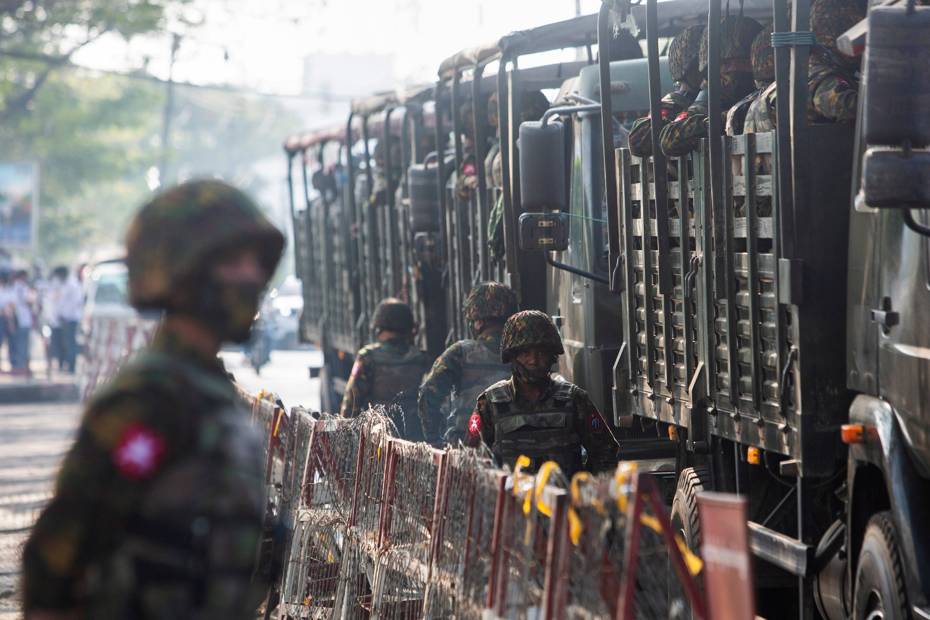 Myanmar resistance movement calls for nationwide uprising