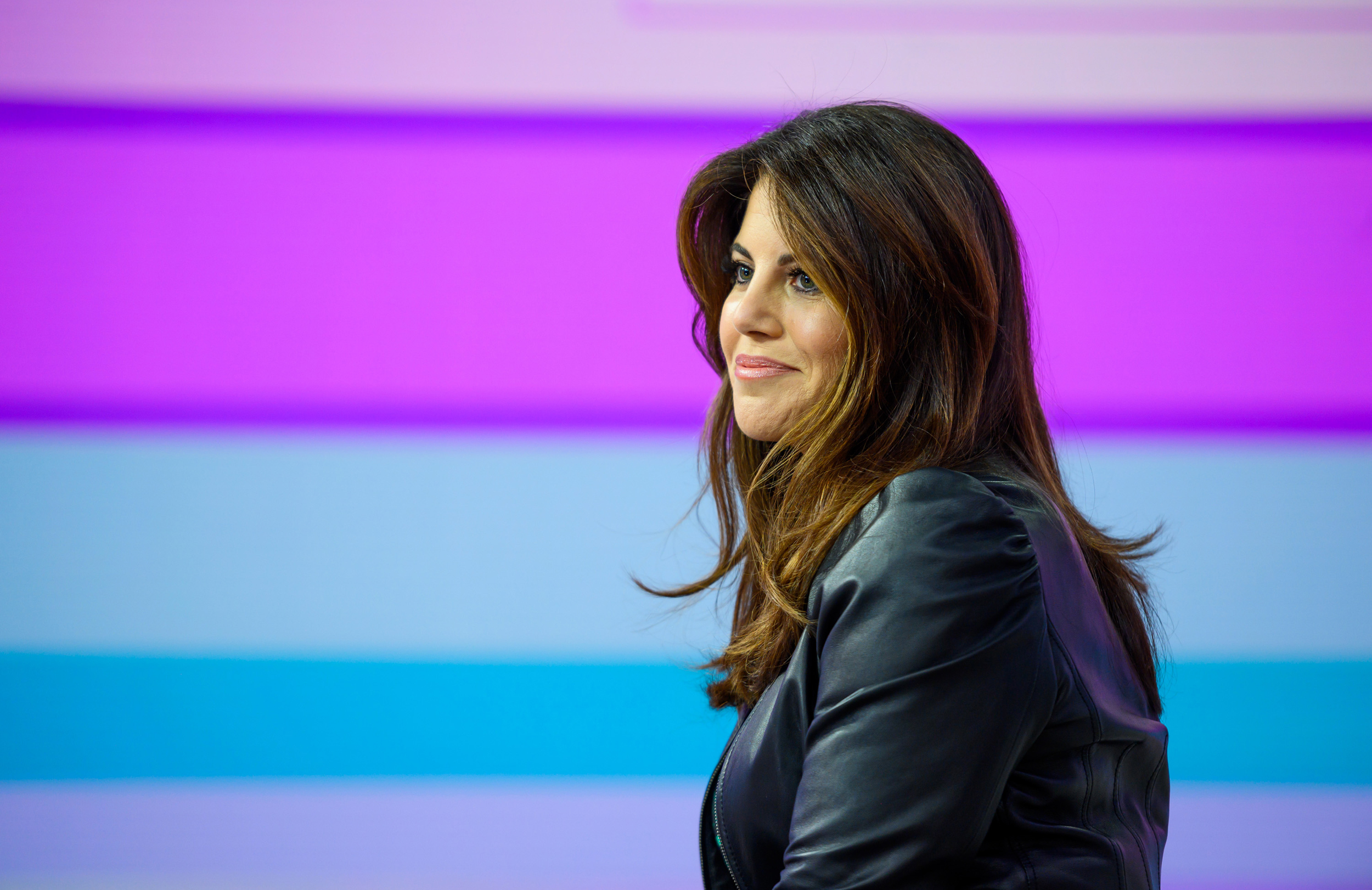 Monica Lewinsky says Bill Clinton 'should want to apologize'