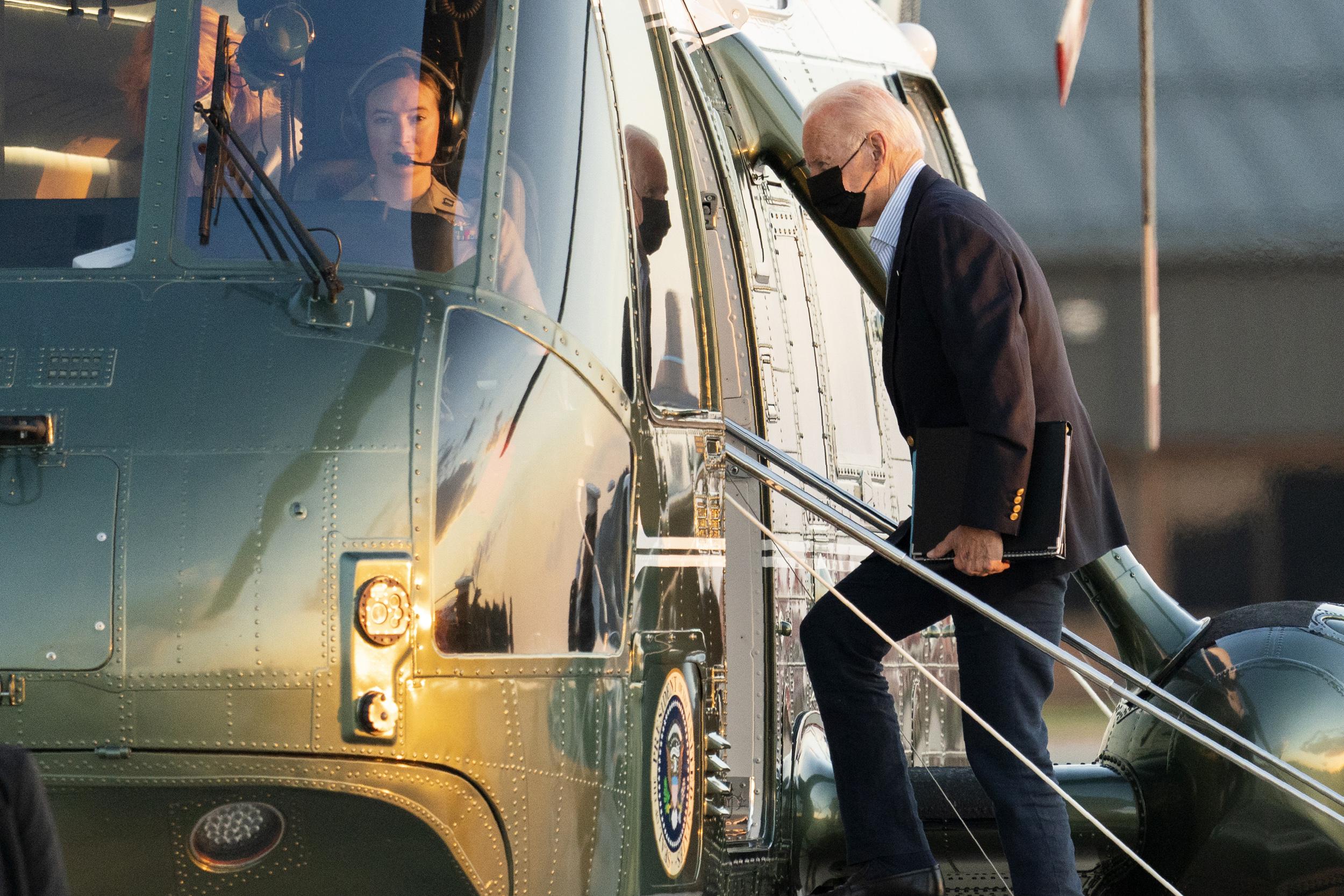 Biden to tour Hurricane Ida damage in New York and New Jersey