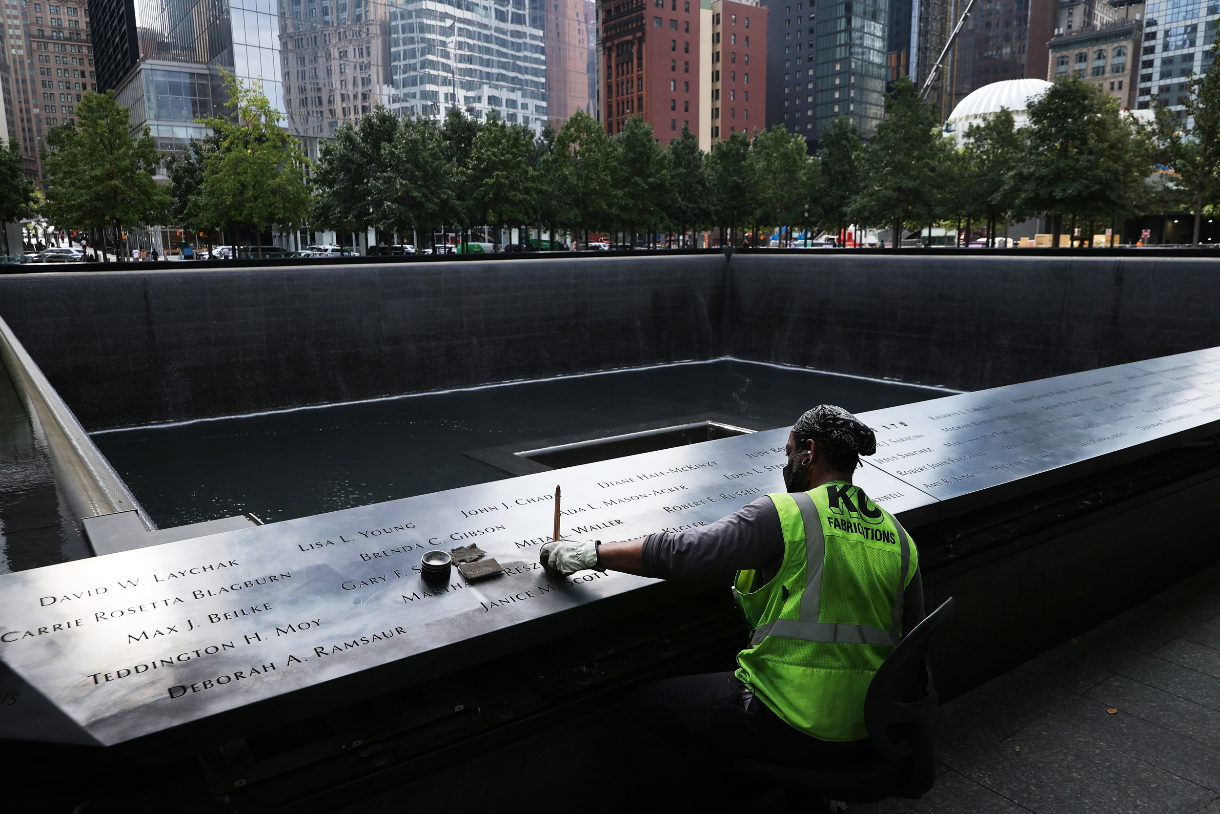 2 people killed in World Trade Center on 9/11 identified with DNA ahead of 20th anniversary