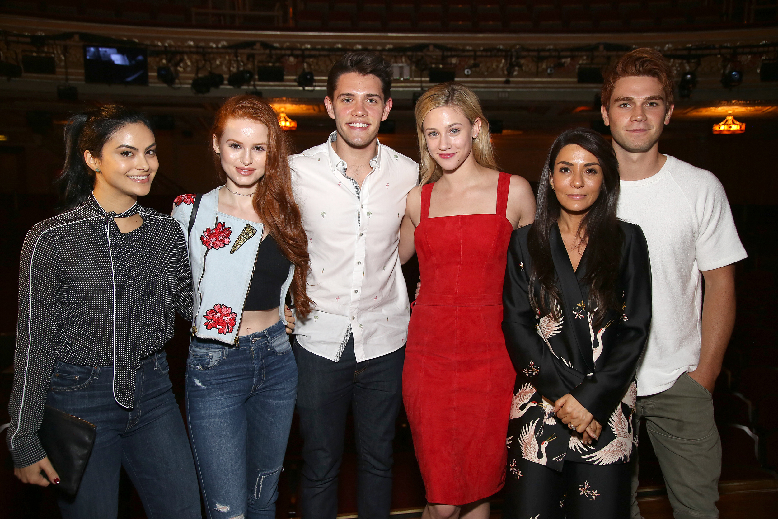 'Riverdale' cast calls for Nicaraguan government to release showrunner's father