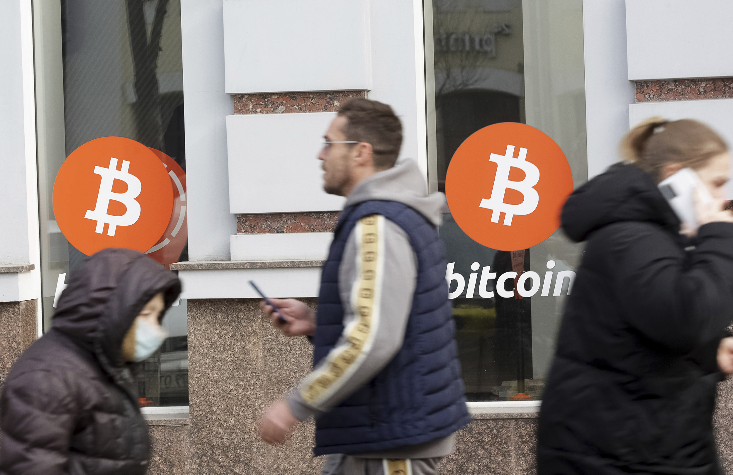 Ukraine is the latest country to legalize bitcoin, as the cryptocurrency slowly goes global