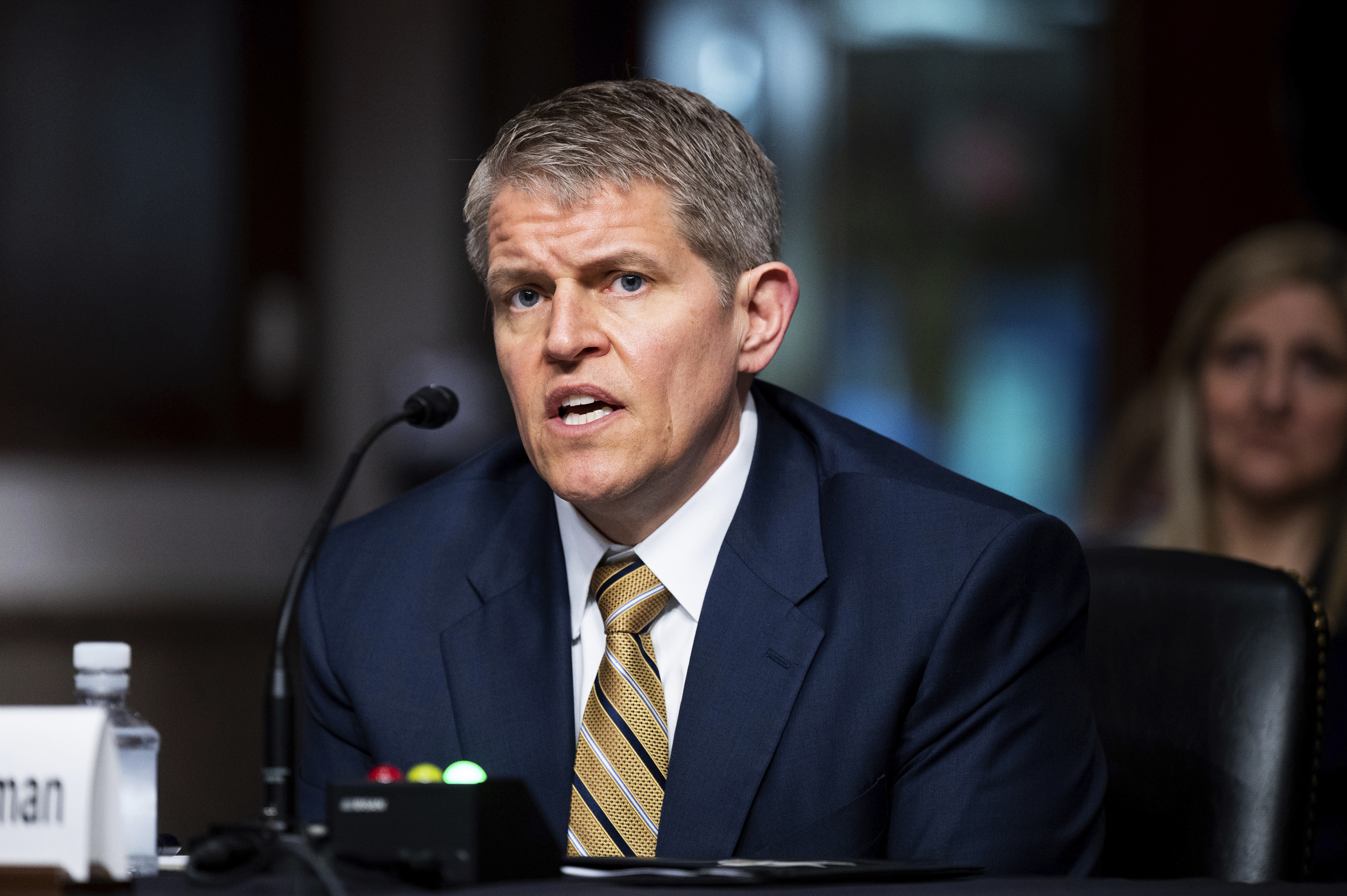 White House withdraws ATF nominee Chipman after Senate support falls short