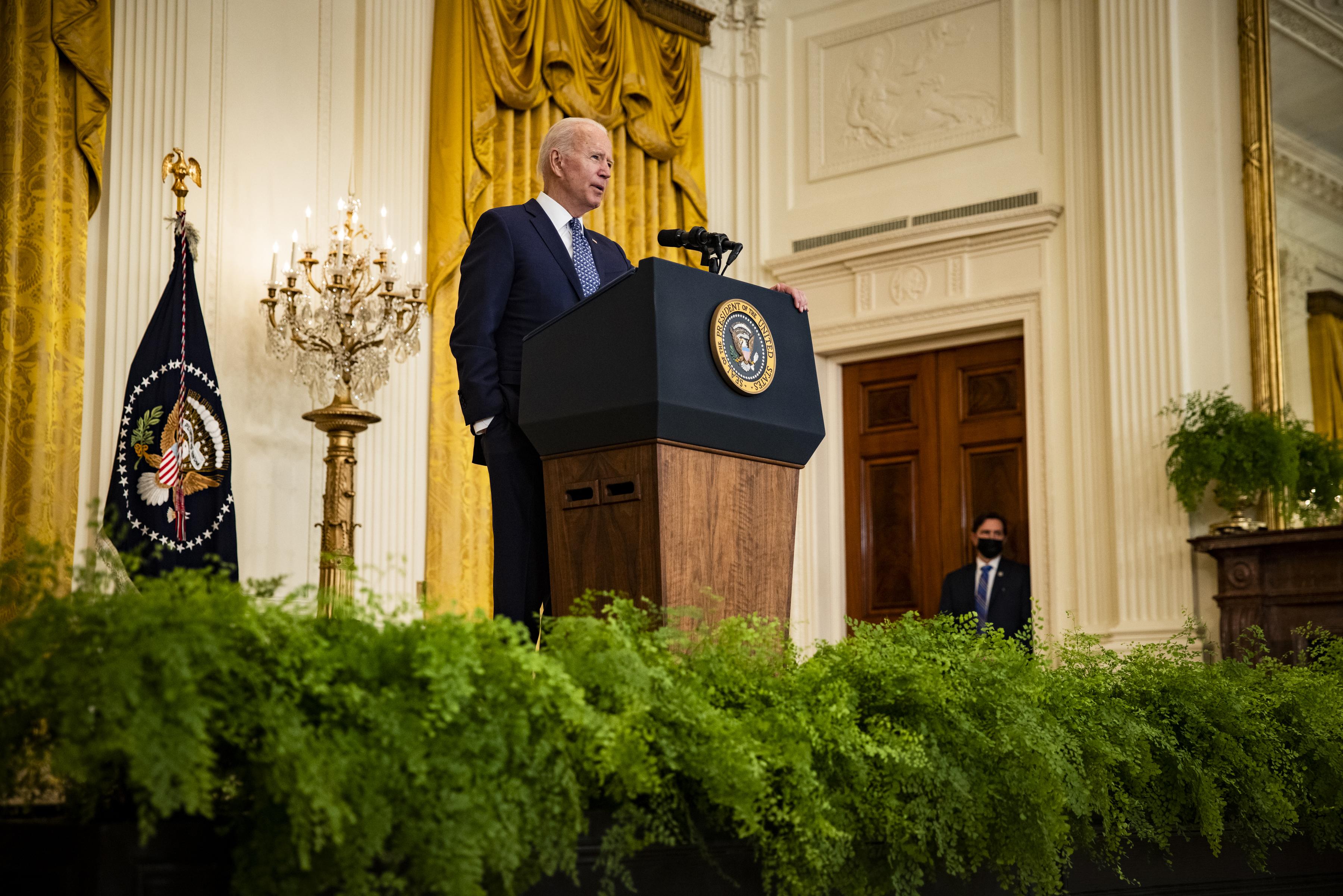 Biden to announce additional vaccine mandates