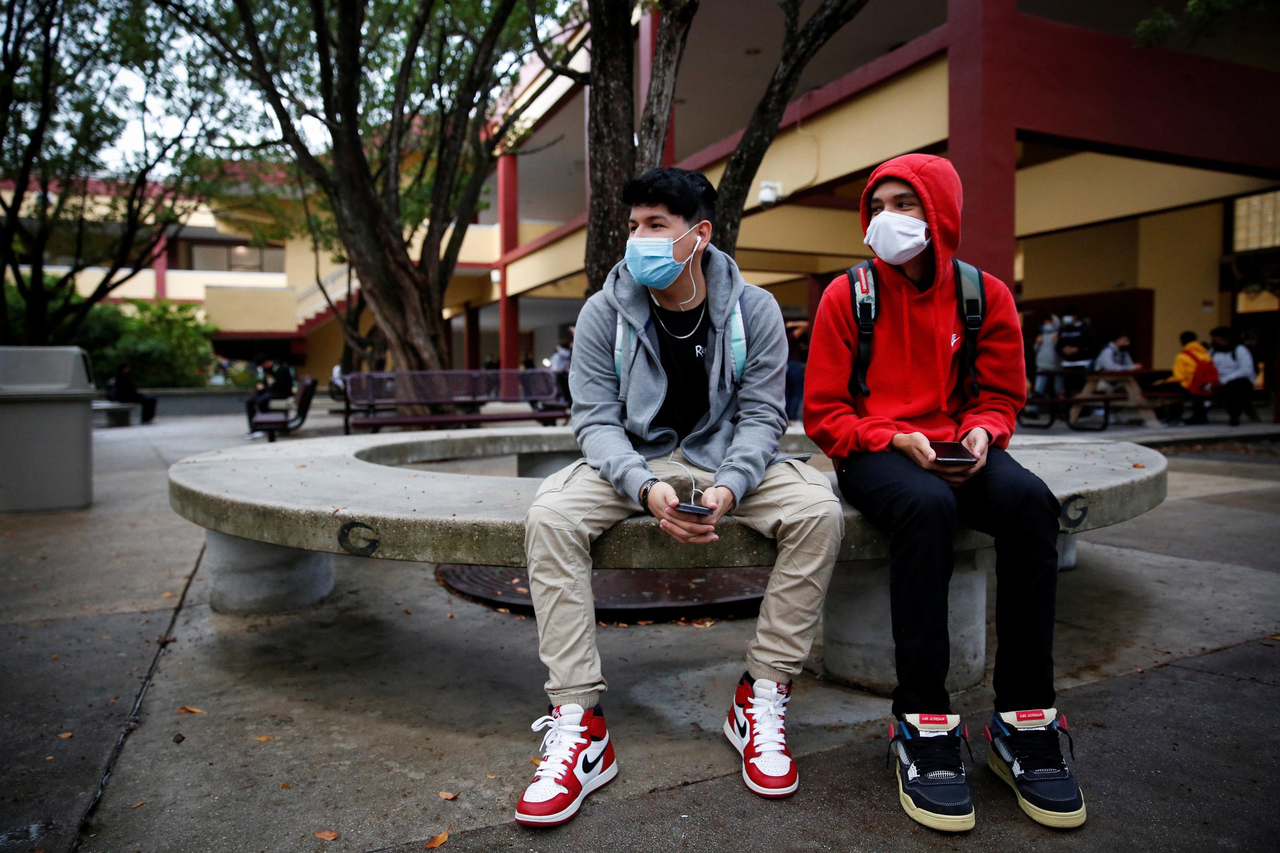 DeSantis files emergency appeal after judge says Florida must allow school mask mandates