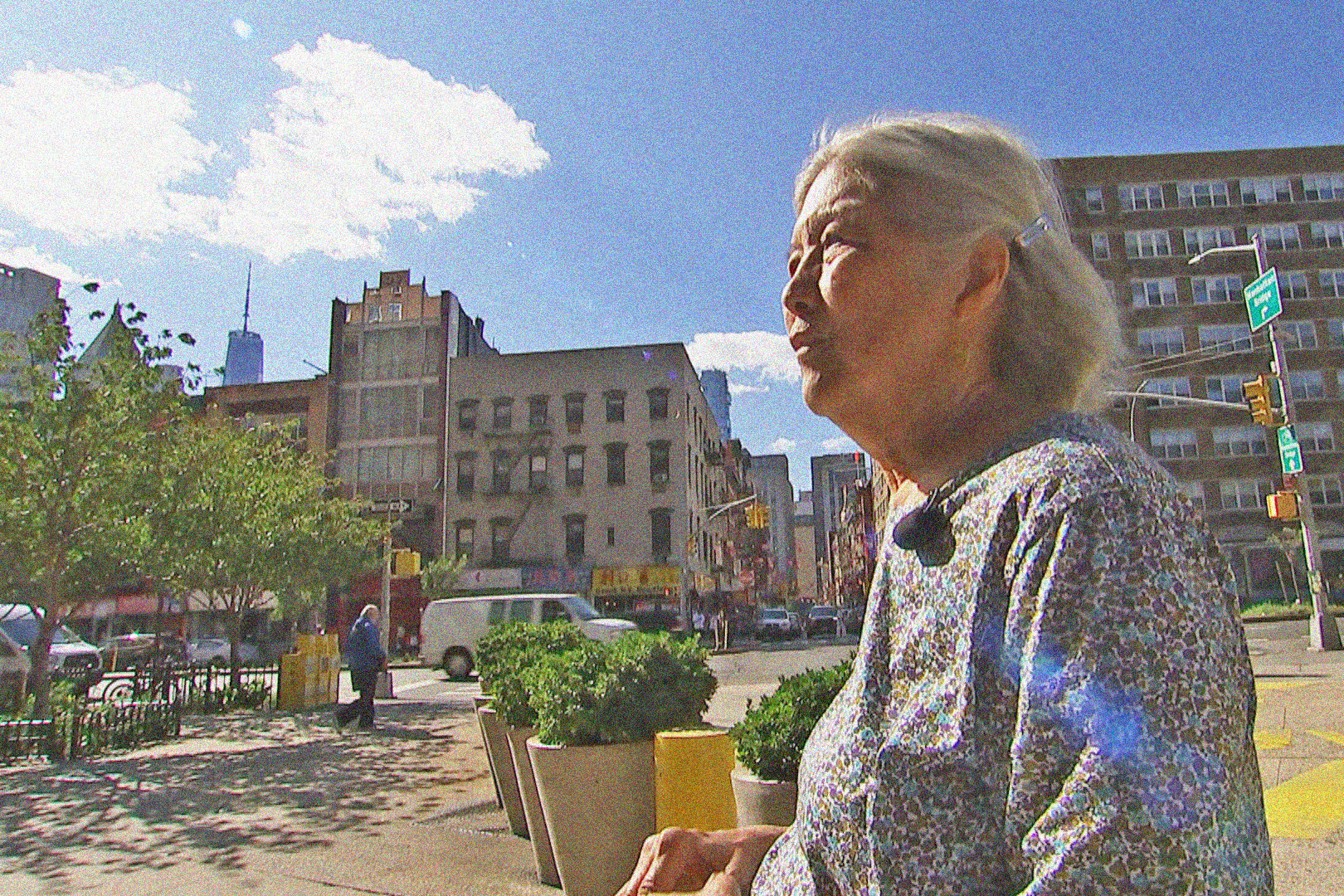 On 9/11, Chinatown residents watched the towers fall. Some are still recovering.