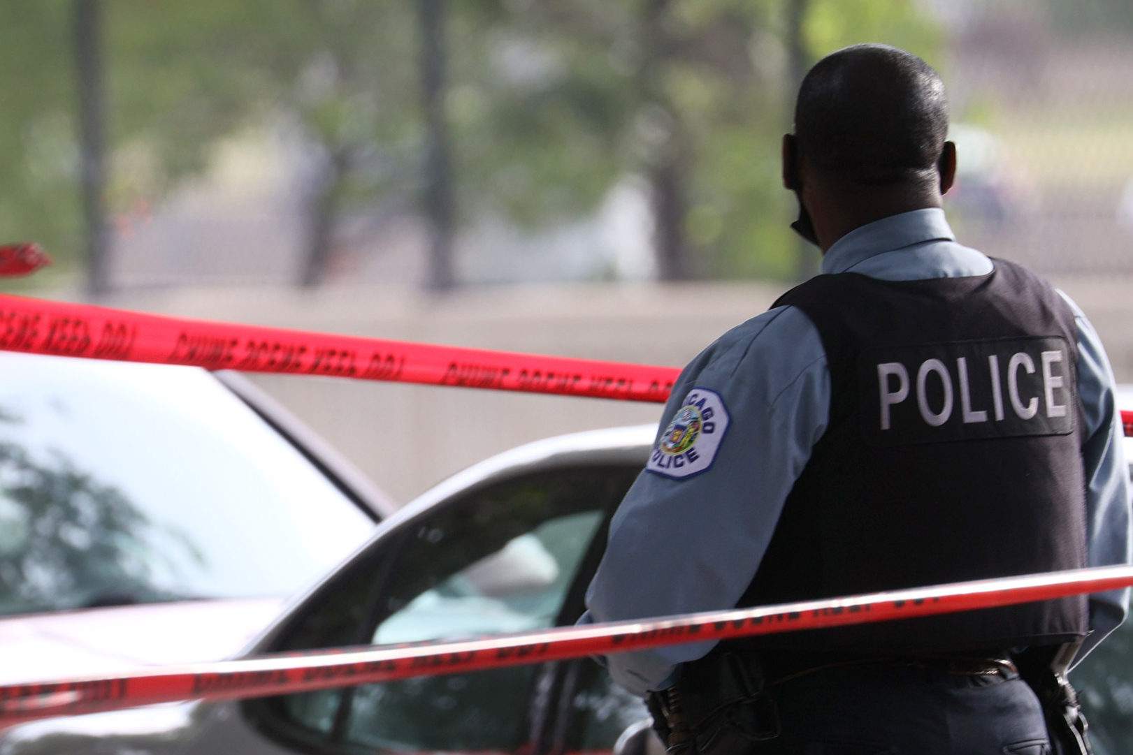GOP leaders bemoan so-called crime wave in America. It's a lie, Democratic group says.