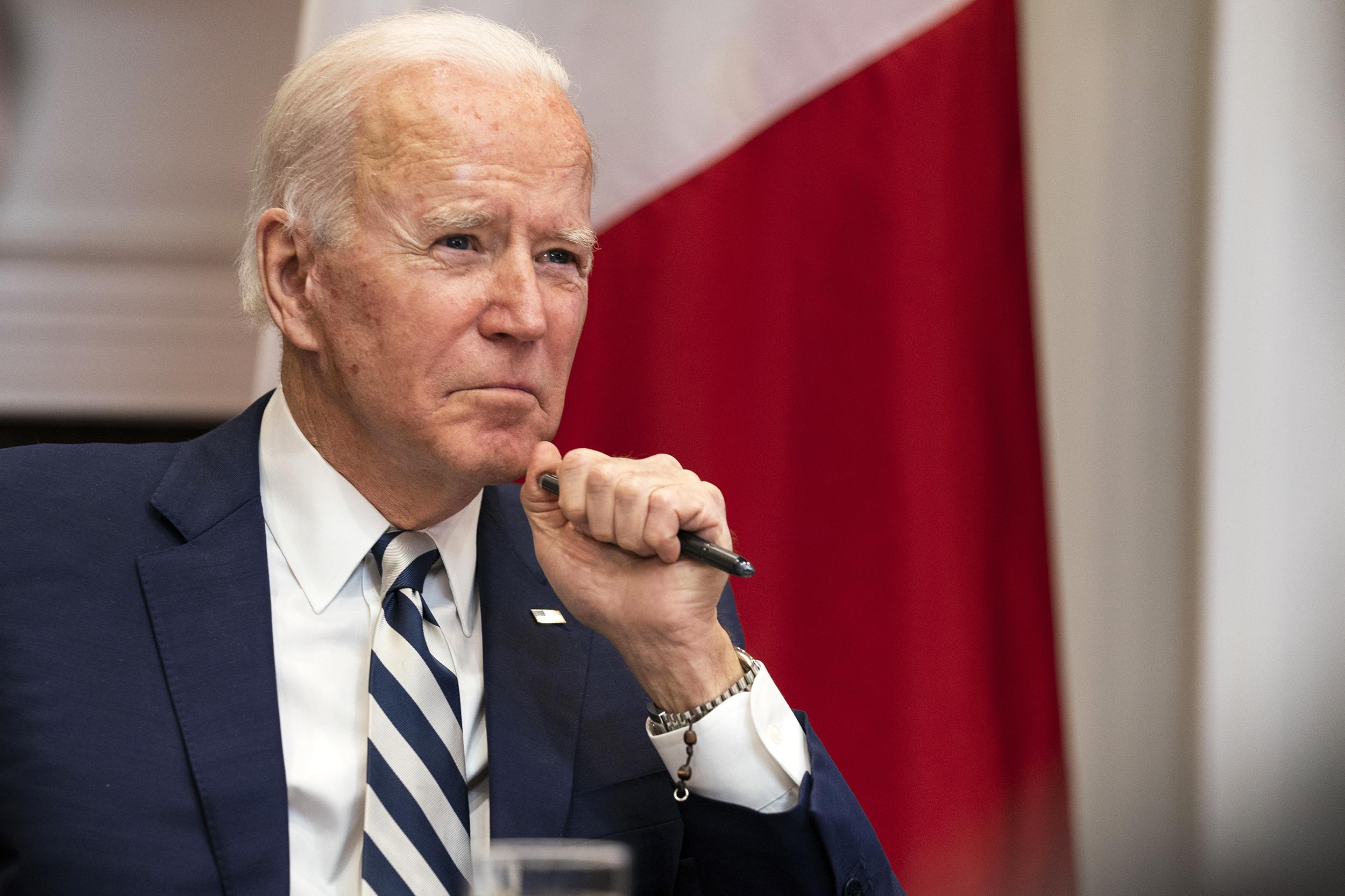Biden announces security pact with Australia, U.K.