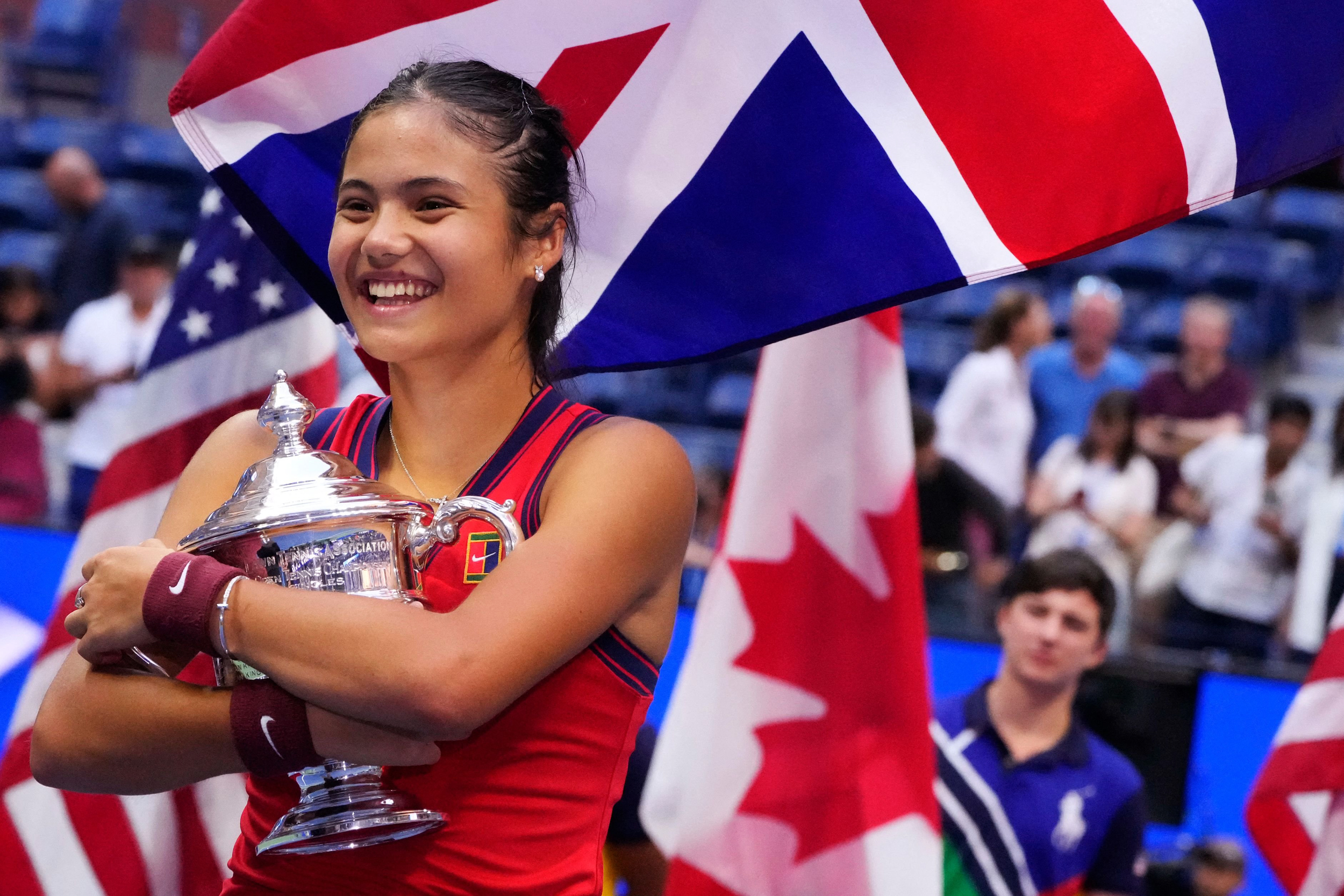 British reaction to Raducanu's win becomes politicized over immigration and inclusion