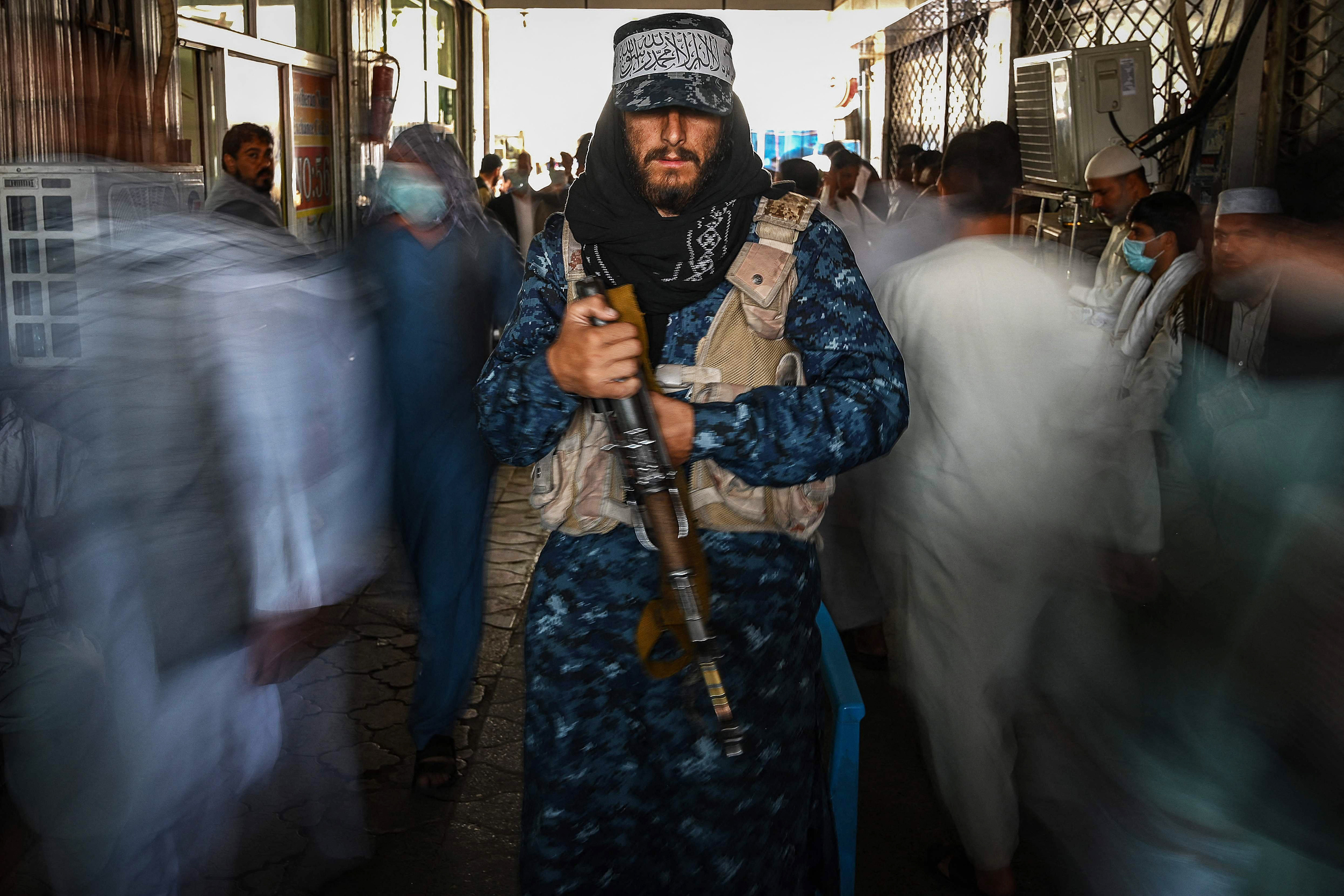 Since Taliban takeover, brutal crackdowns and score-settling undermine its public message