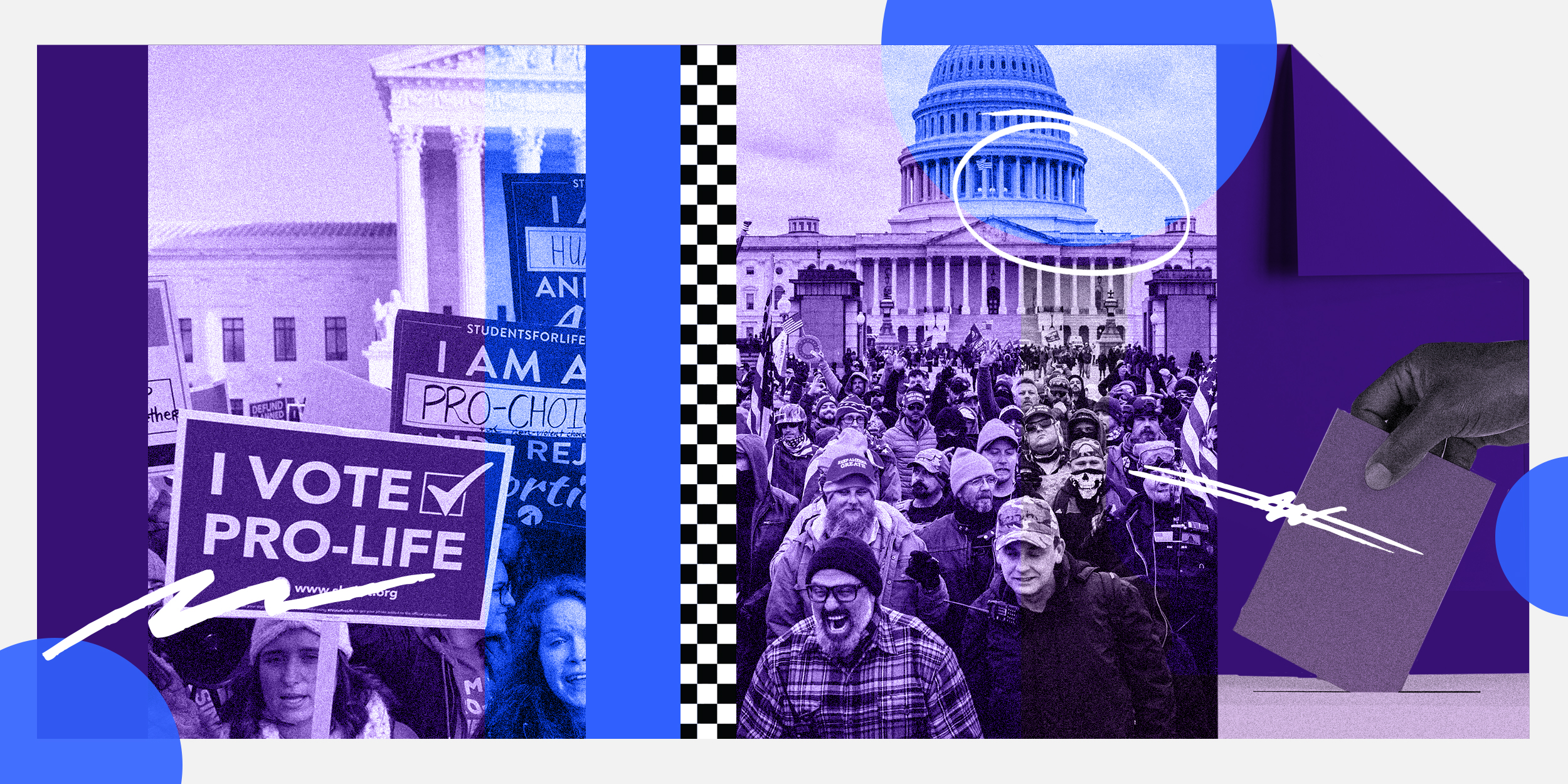 American fascism is on the rise as anti-abortion and voter suppression bills thrive thumbnail