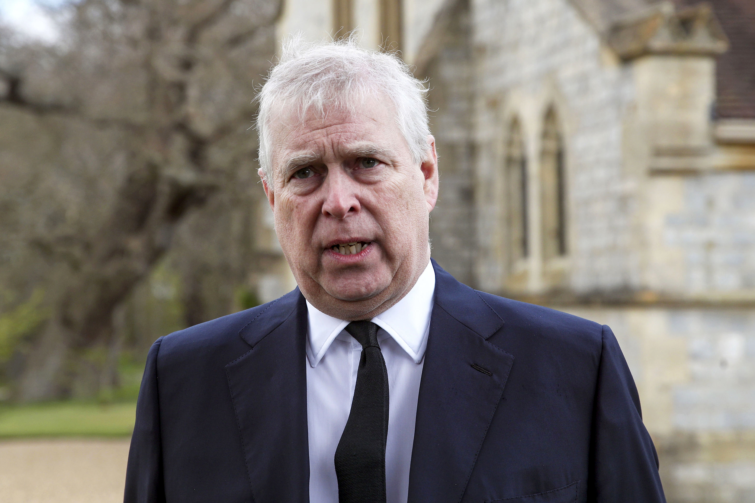Lawyer for Prince Andrew vows he'll fight 'baseless' lawsuit that accuses him of sex abuse