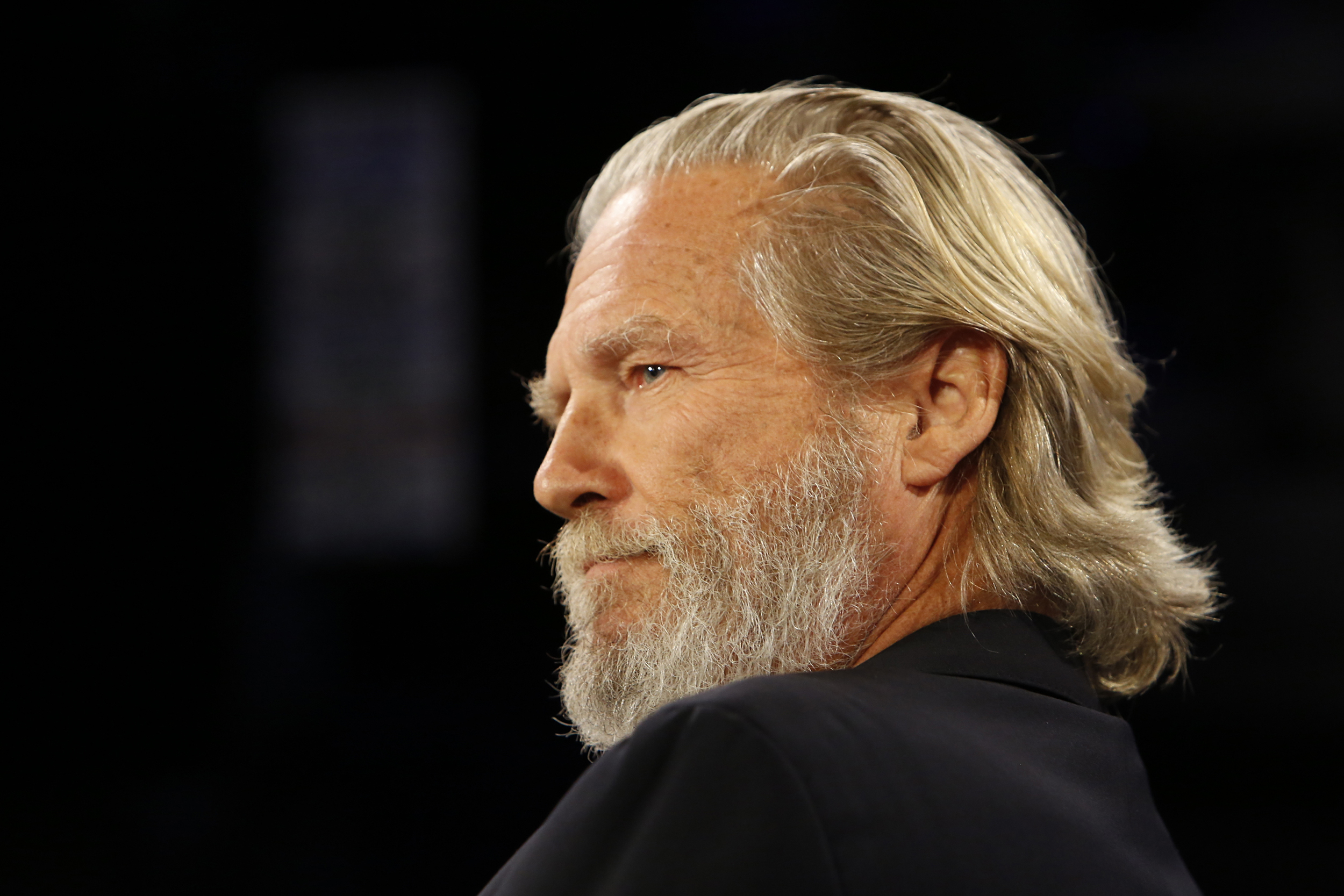 Jeff Bridges says he got Covid while in chemo and it made 'cancer look like a piece of cake'