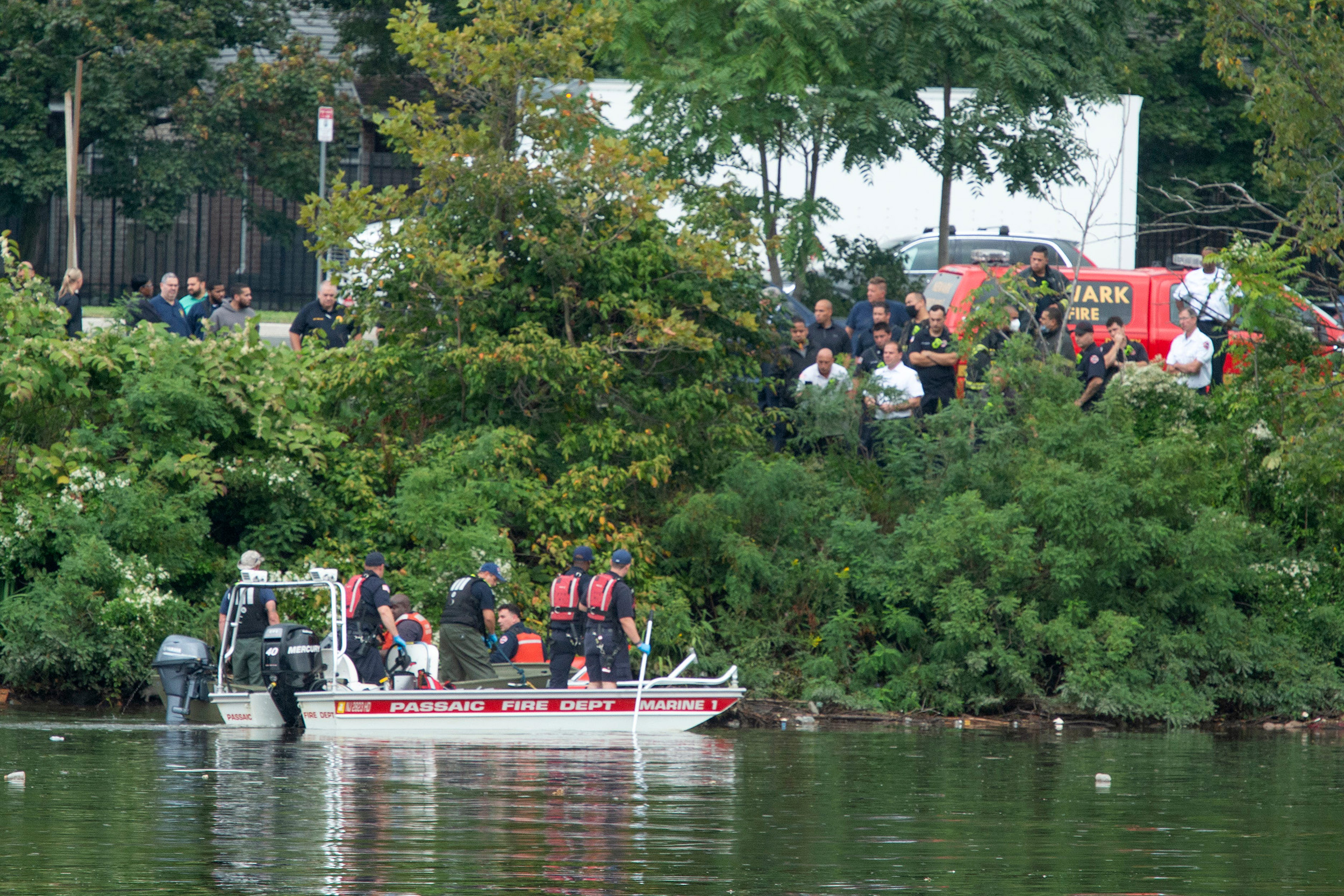 Third body pulled from New Jersey river in search of missing Ida victims