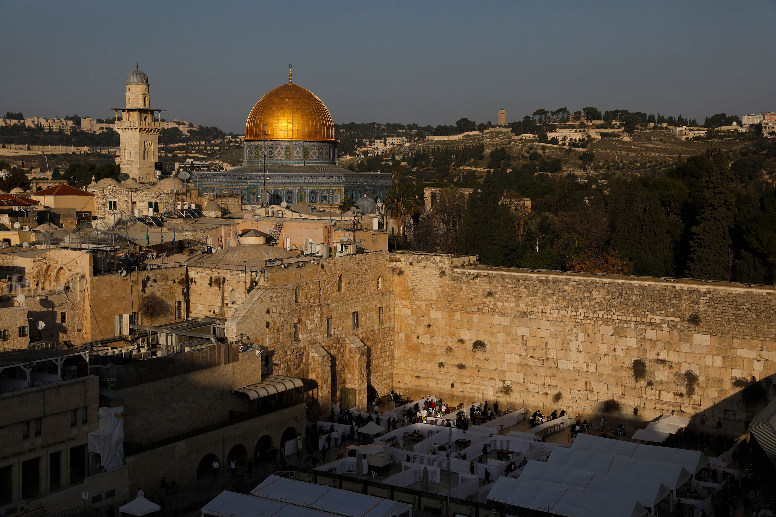 There's a good reason Jews shouldn't be able to pray at their holiest site on Yom Kippur