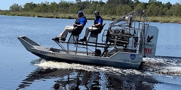 504-pound alligator suspected of killing Louisiana man during Ida is captured