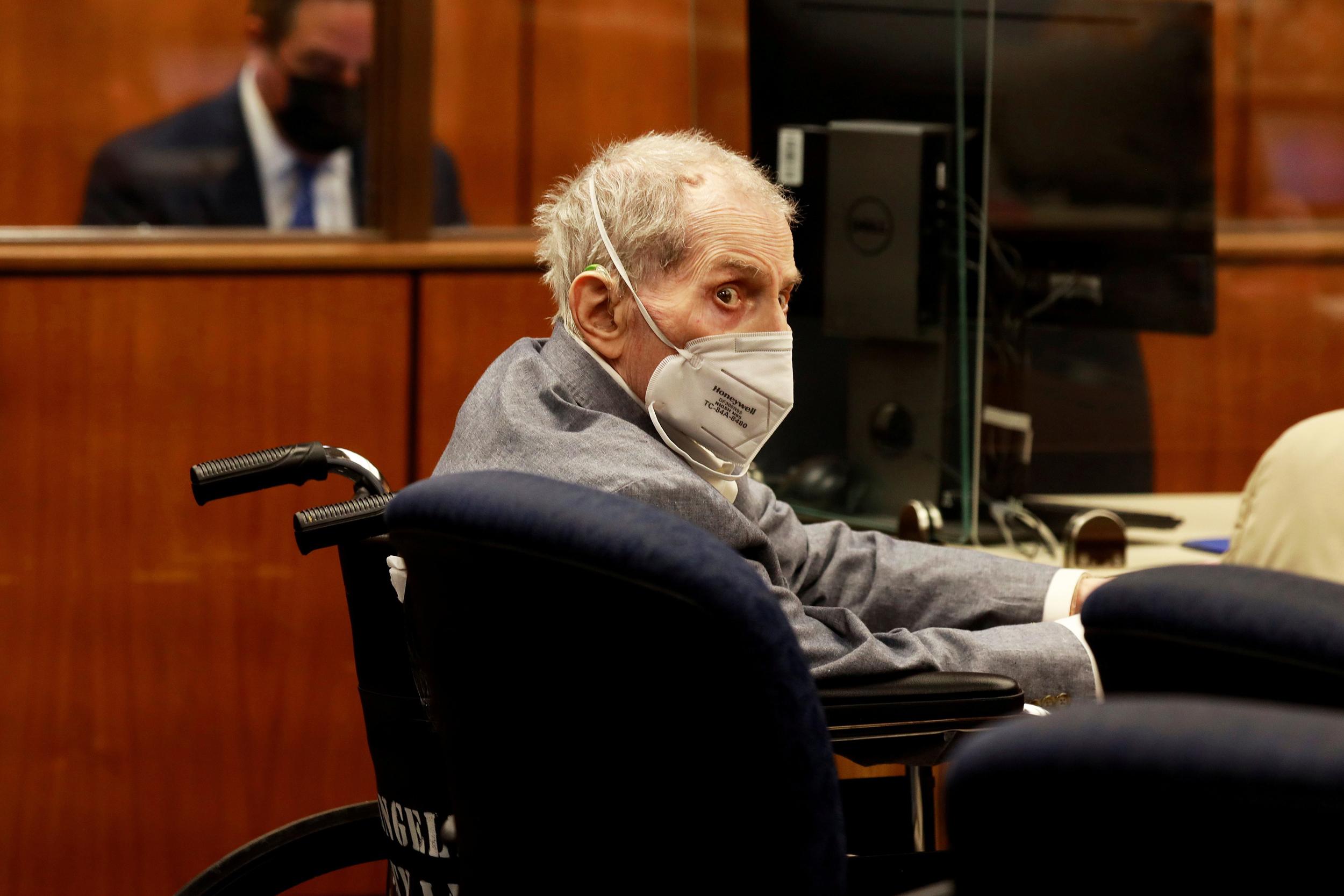 Los Angeles jurors convict Robert Durst of killing friend in 2000