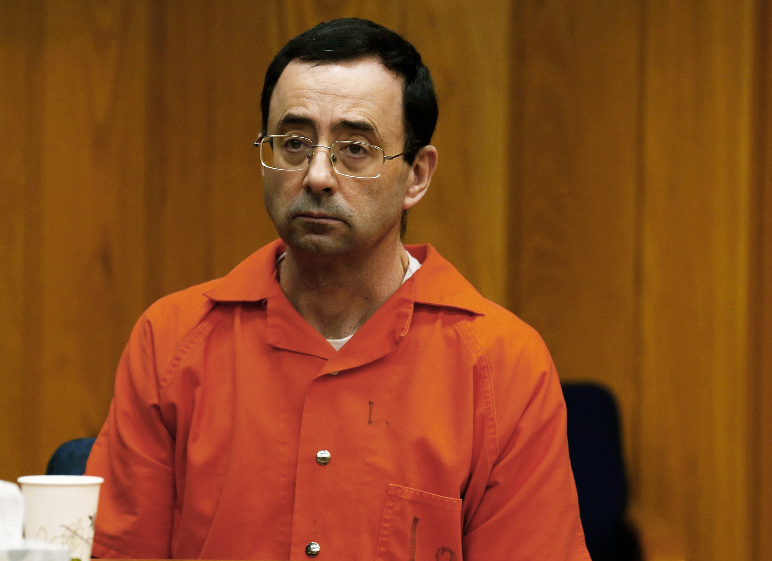 FBI fires agent accused of failing to investigate Nassar sex-abuse allegations