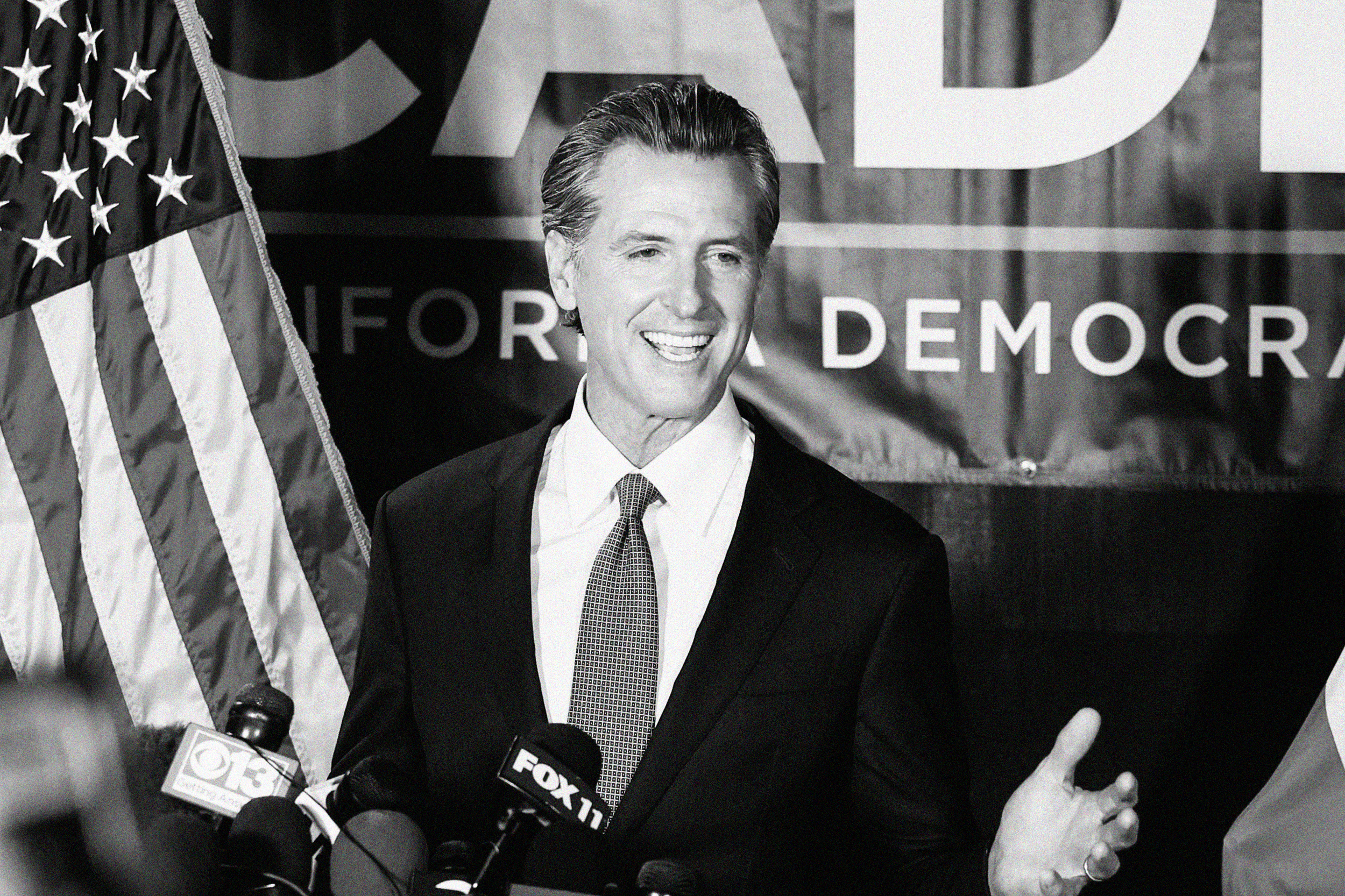 Gavin Newsom won the recall in California — and Donald Trump lost