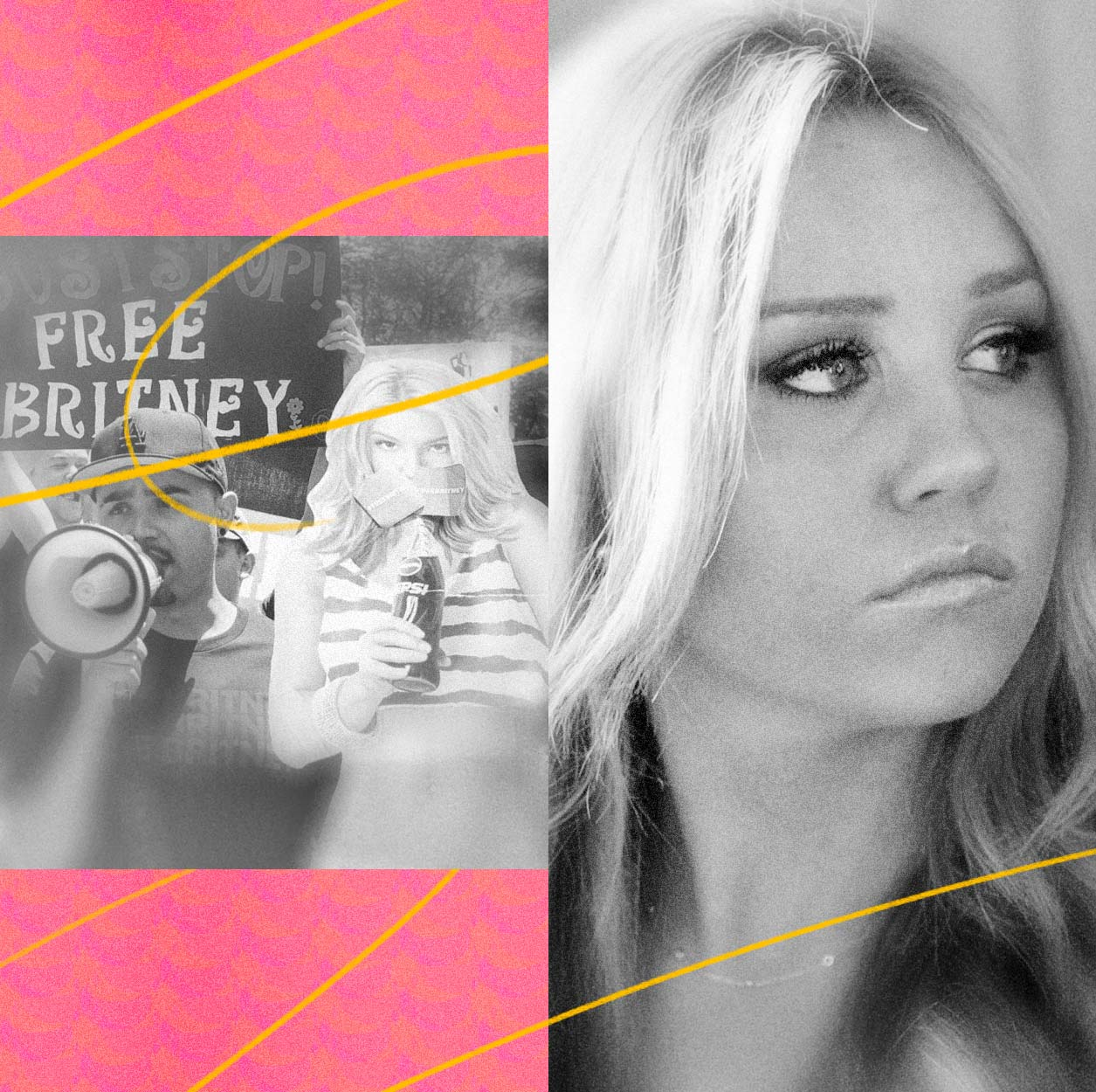 Britney Spears and Amanda Bynes both have conservatorships. Why are they so different?