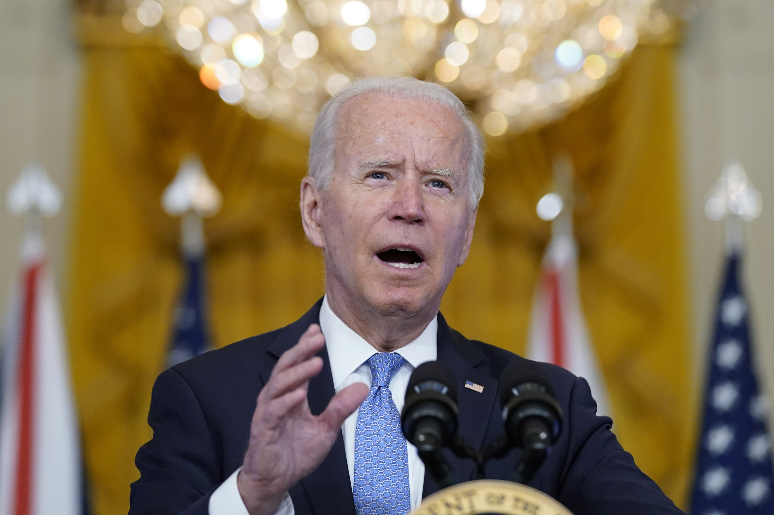 Biden outlines 'a fair shot' for the middle class in economic speech